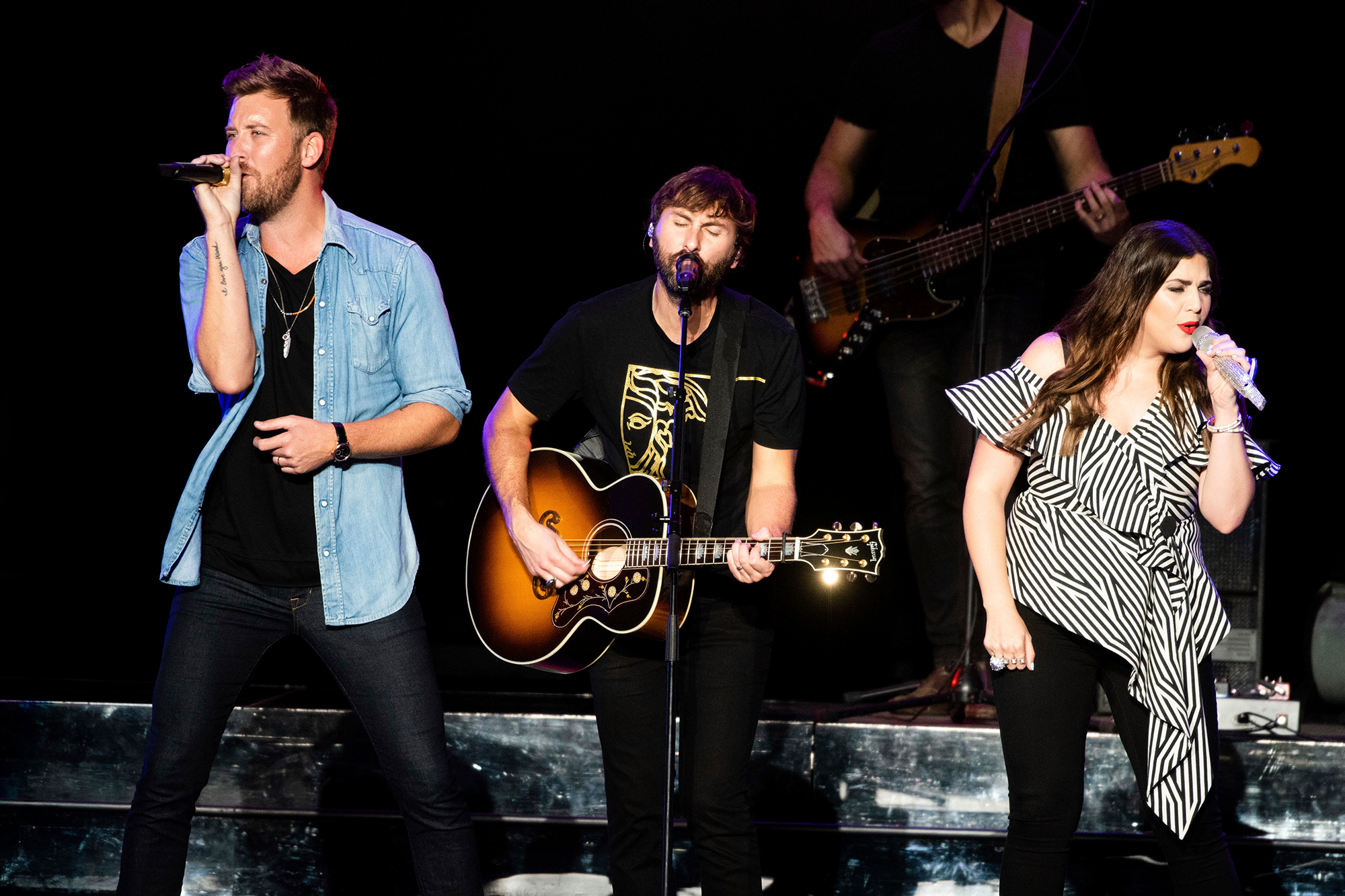 Lady Antebellum's New Song 'What If I Never Get Over You': Listen - Rolling Stone