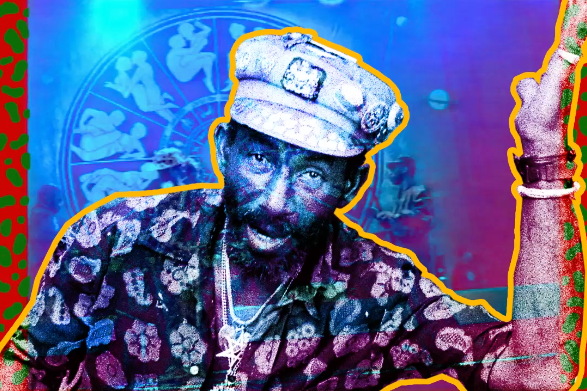 Lee Perry's 'Rainford' is a Dub Icon's Victory Lap