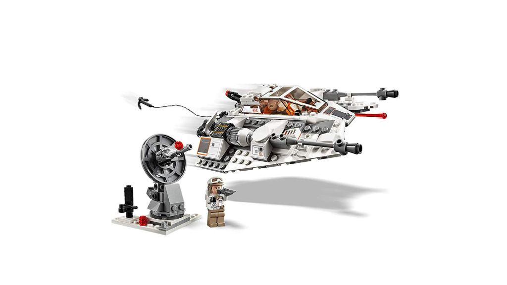 lego star wars snowspeeder amazon