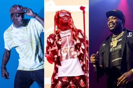 Lil Wayne Plots 5th Lil WeezyAna Fest With Meek Mill, Travis