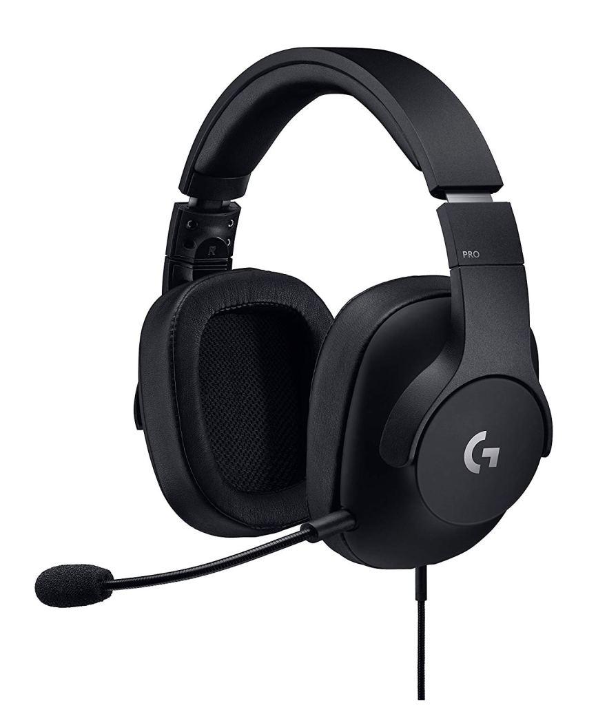 logitech g pro headset review