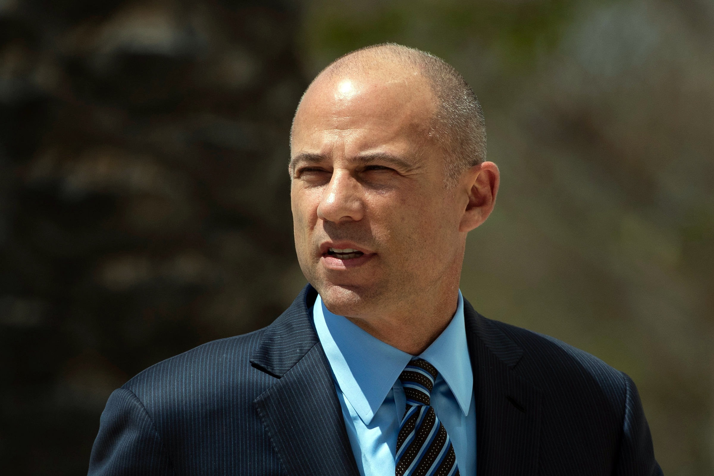 Michael Avenatti Charged With Financial Crimes Related to Stormy Daniels