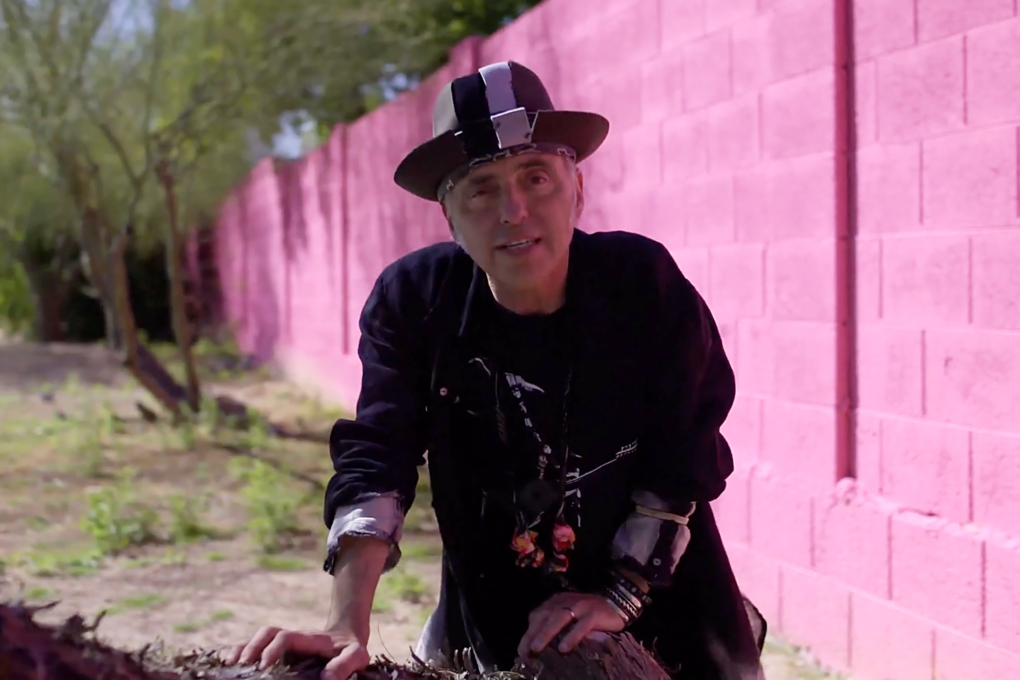 Watch Nils Lofgren Roam the Desert In 'Pretty Soon' Video