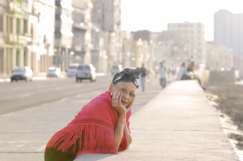 97d8d3b30d2 Cuban Diva Omara Portuondo Bids Stunning Farewell in  Last Kiss ...