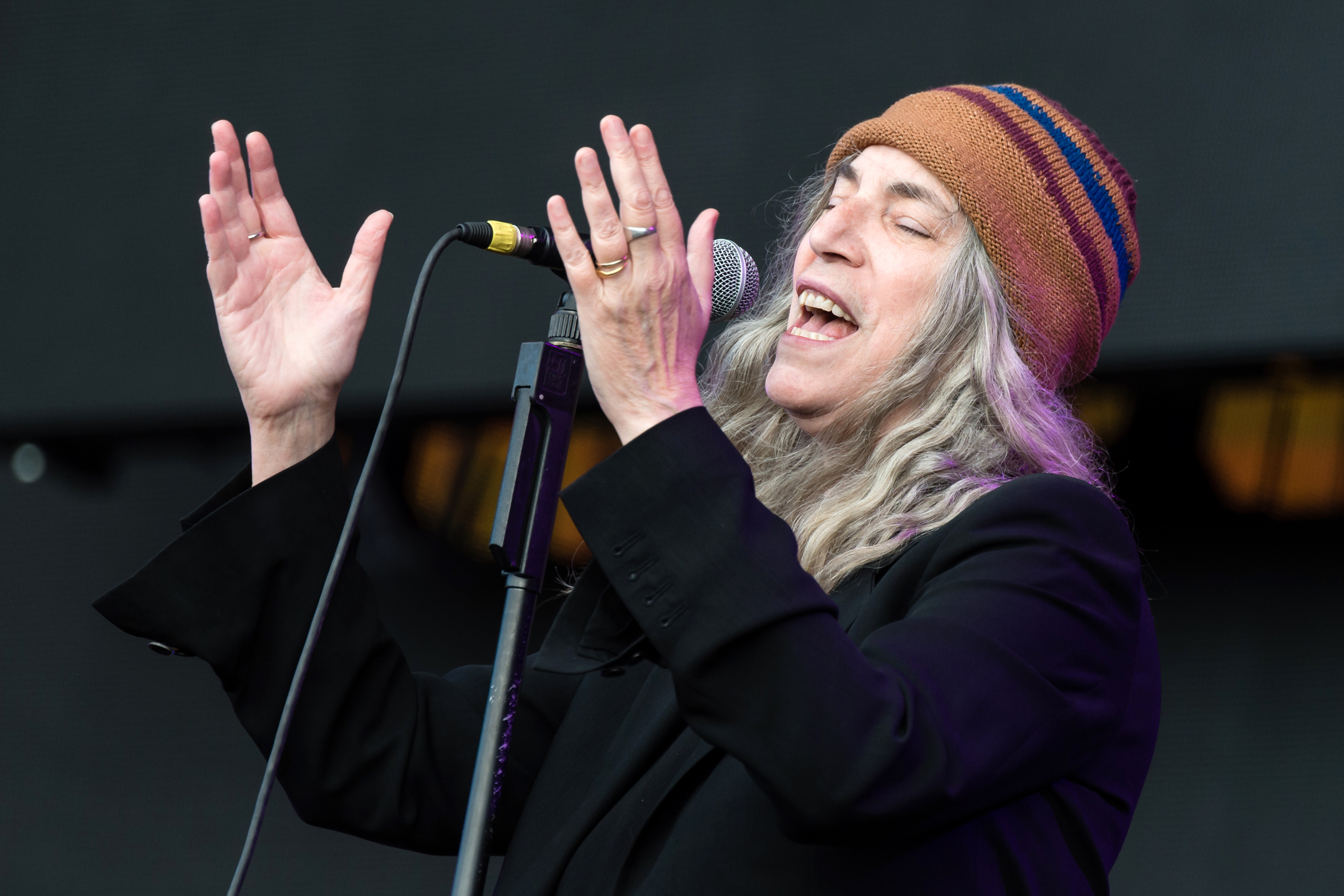 Patti Smith Details New Memoir 'Year of the Monkey'