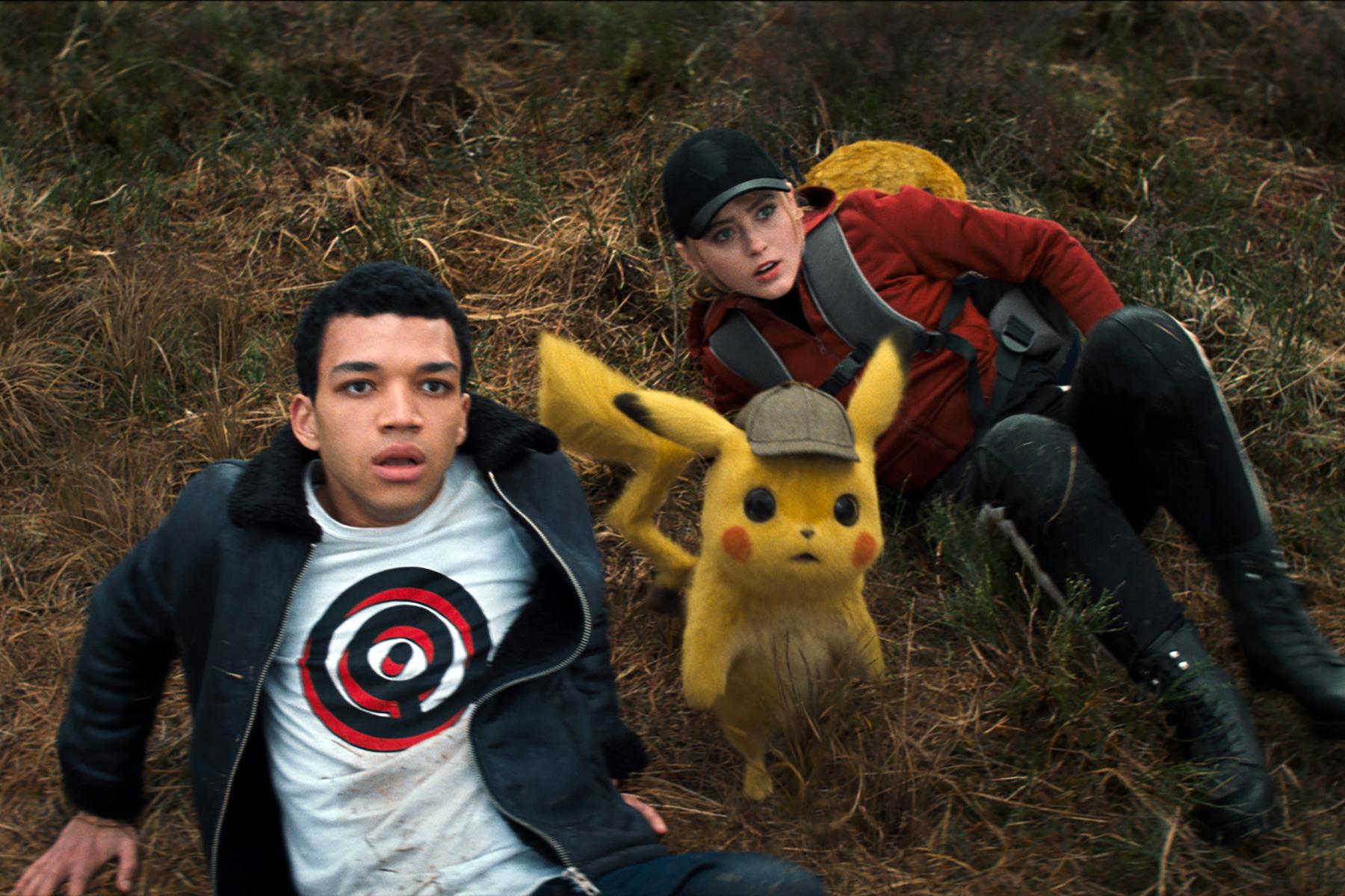 Resultado de imagen para detective pikachu movie review