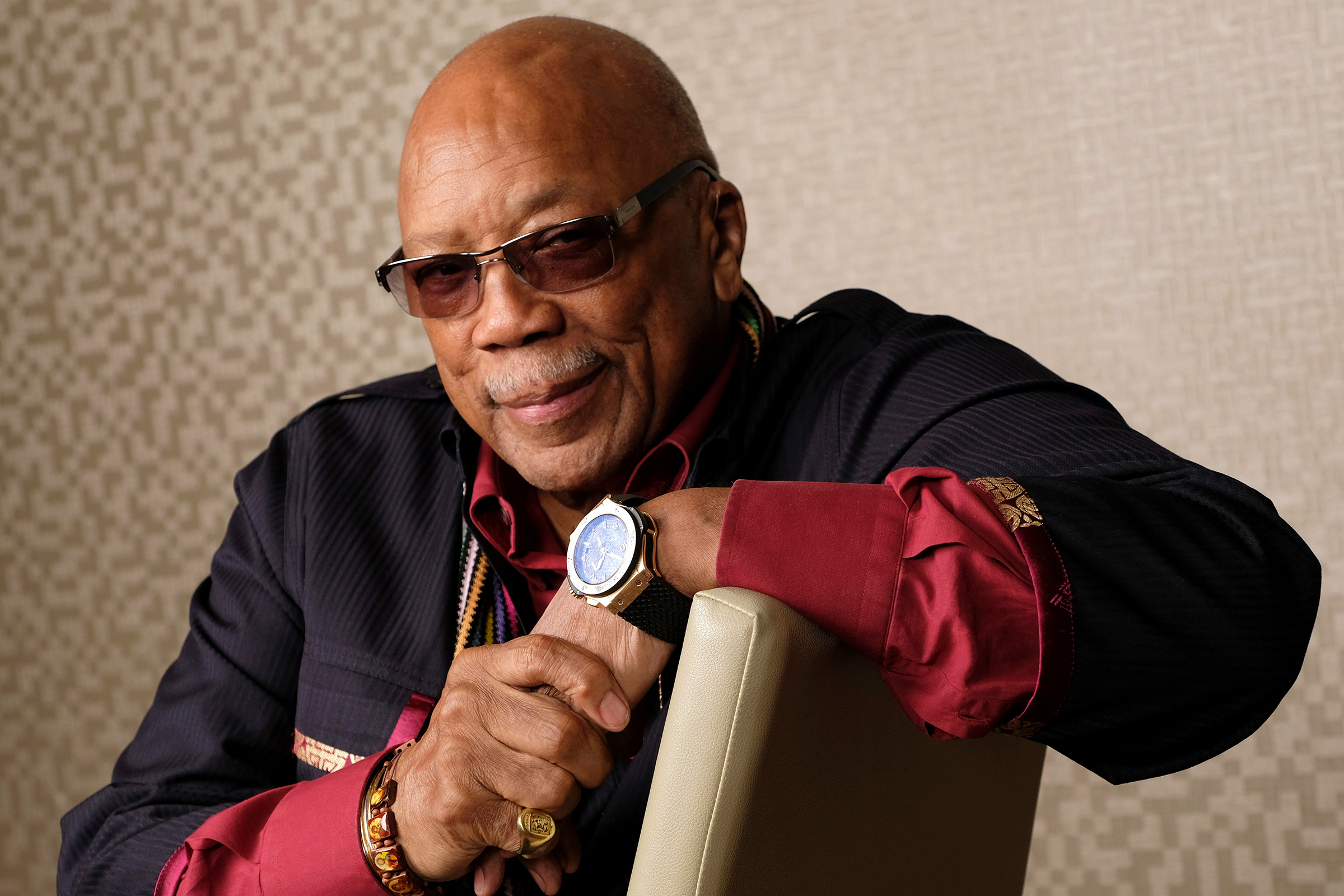 Quincy Jones Concert in London Removes Michael Jackson References From Title