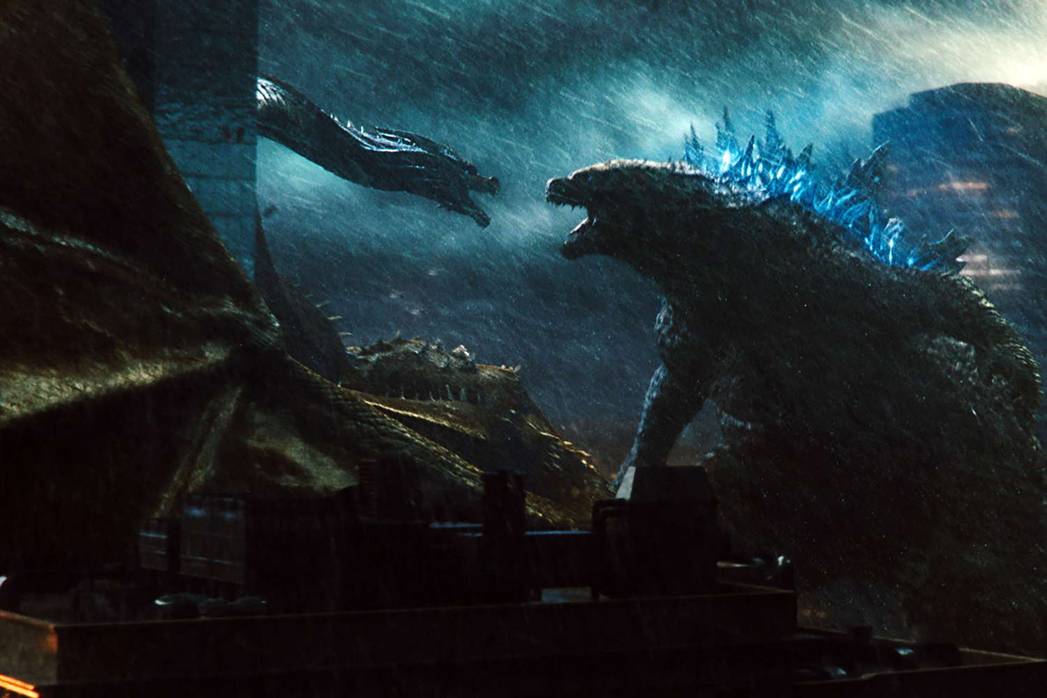 'Godzilla: King of the Monsters' Review: Destroy All Mediocre Franchise Cash-Ins