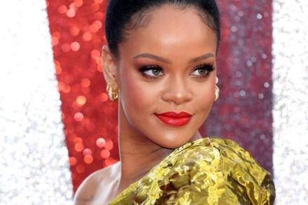 Rihanna Confirms New Reggae Album, Details Historic Fashion