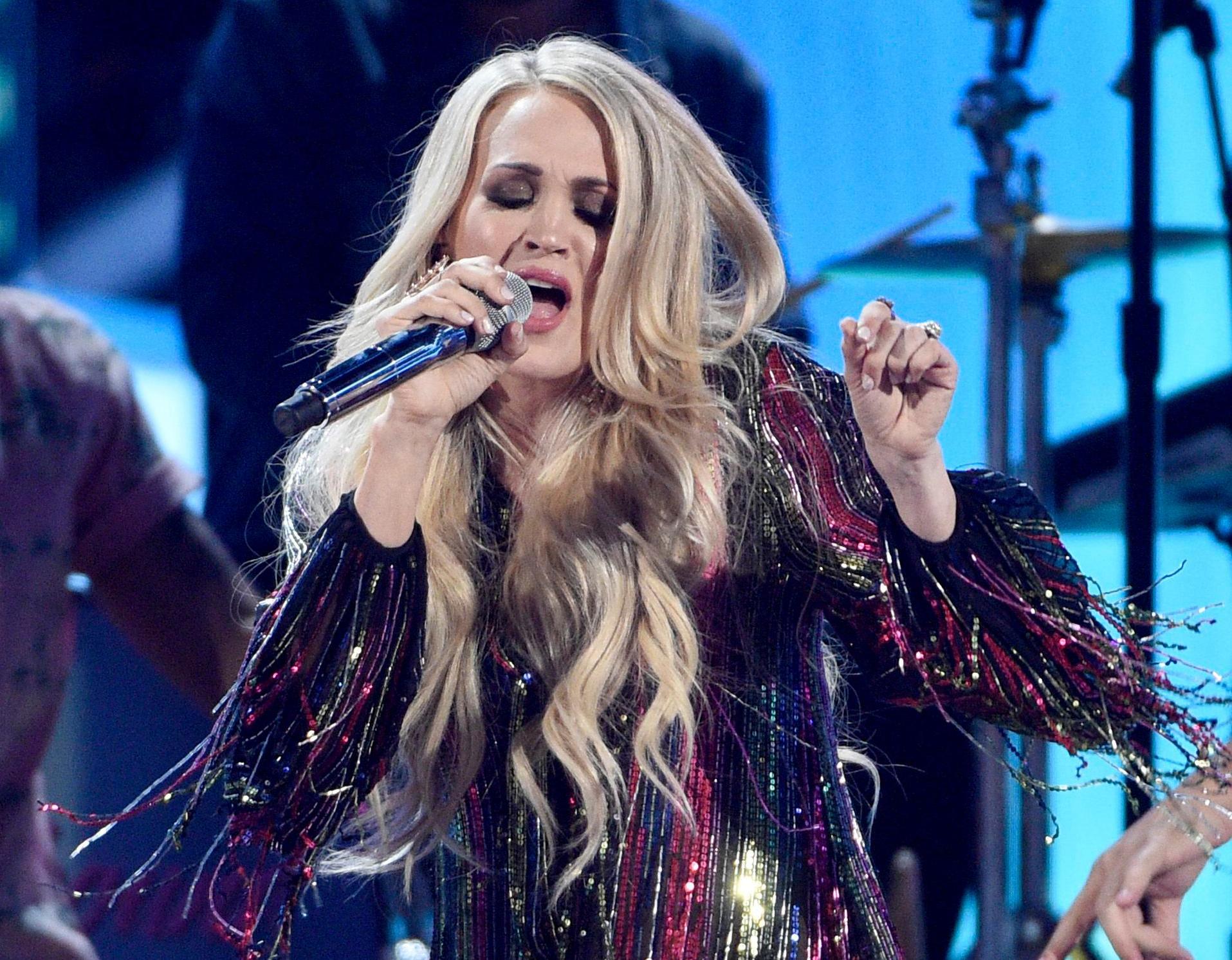 2019 CMT Music Awards: Carrie Underwood, Maren Morris to Perform