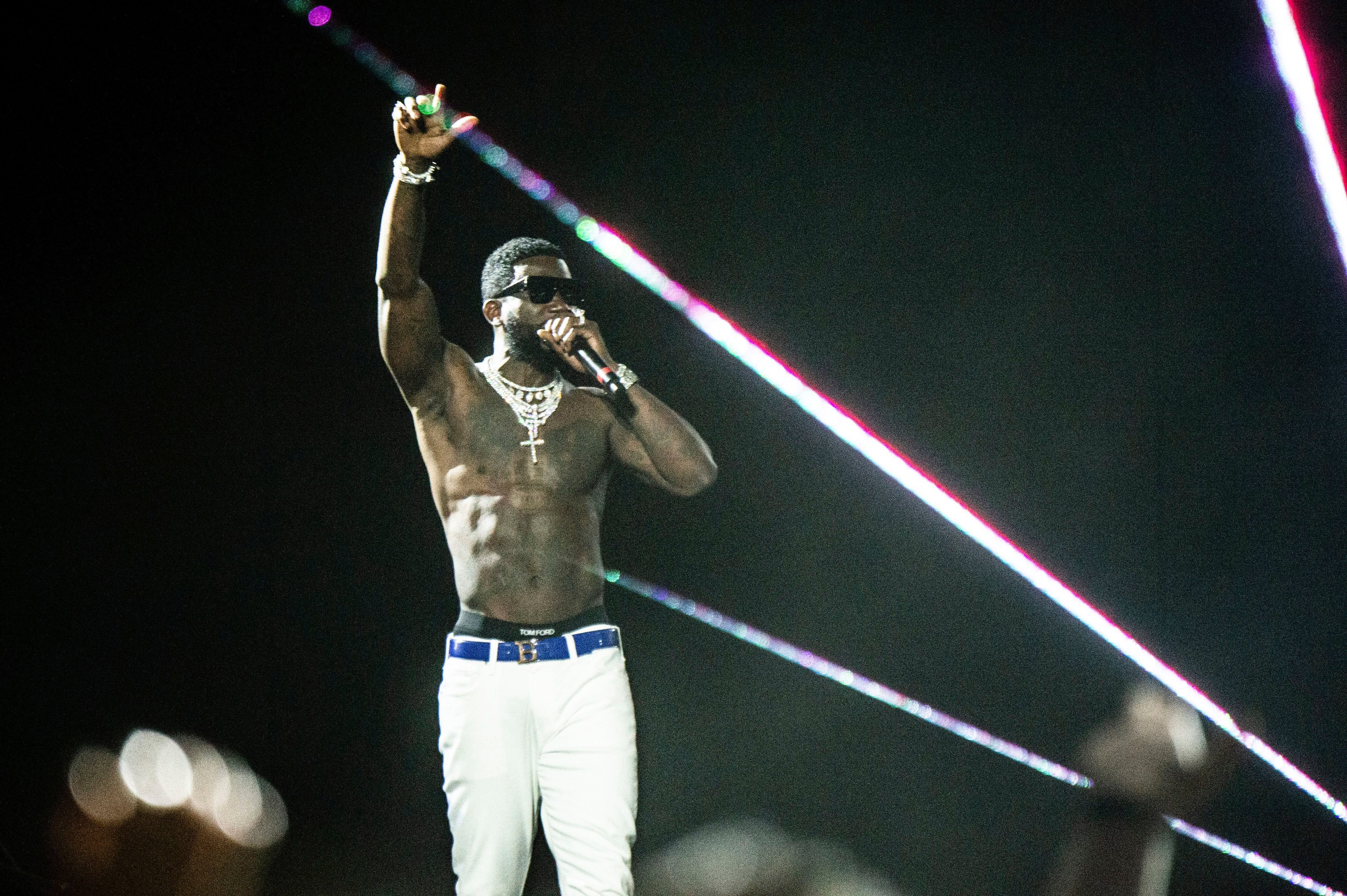 Gucci Mane, Justin Bieber Team for New Song 'Love Thru the