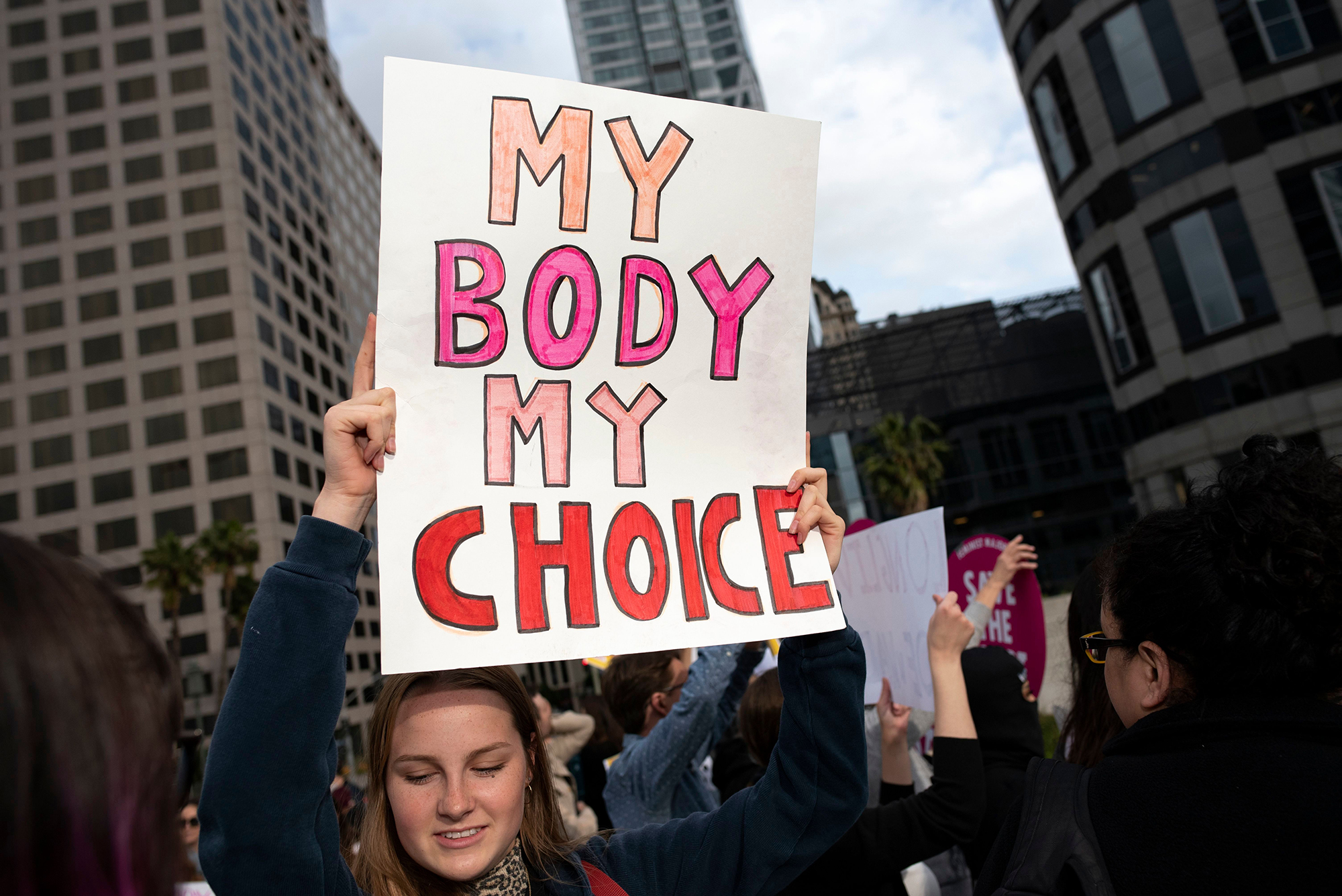 Poll: Pro-Choice Support Increases as States Pass Strict Abortion ...