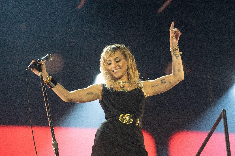 Miley CyrusRadio 1 Big Weekend, Middlesbrough, UK - 25 May 2019