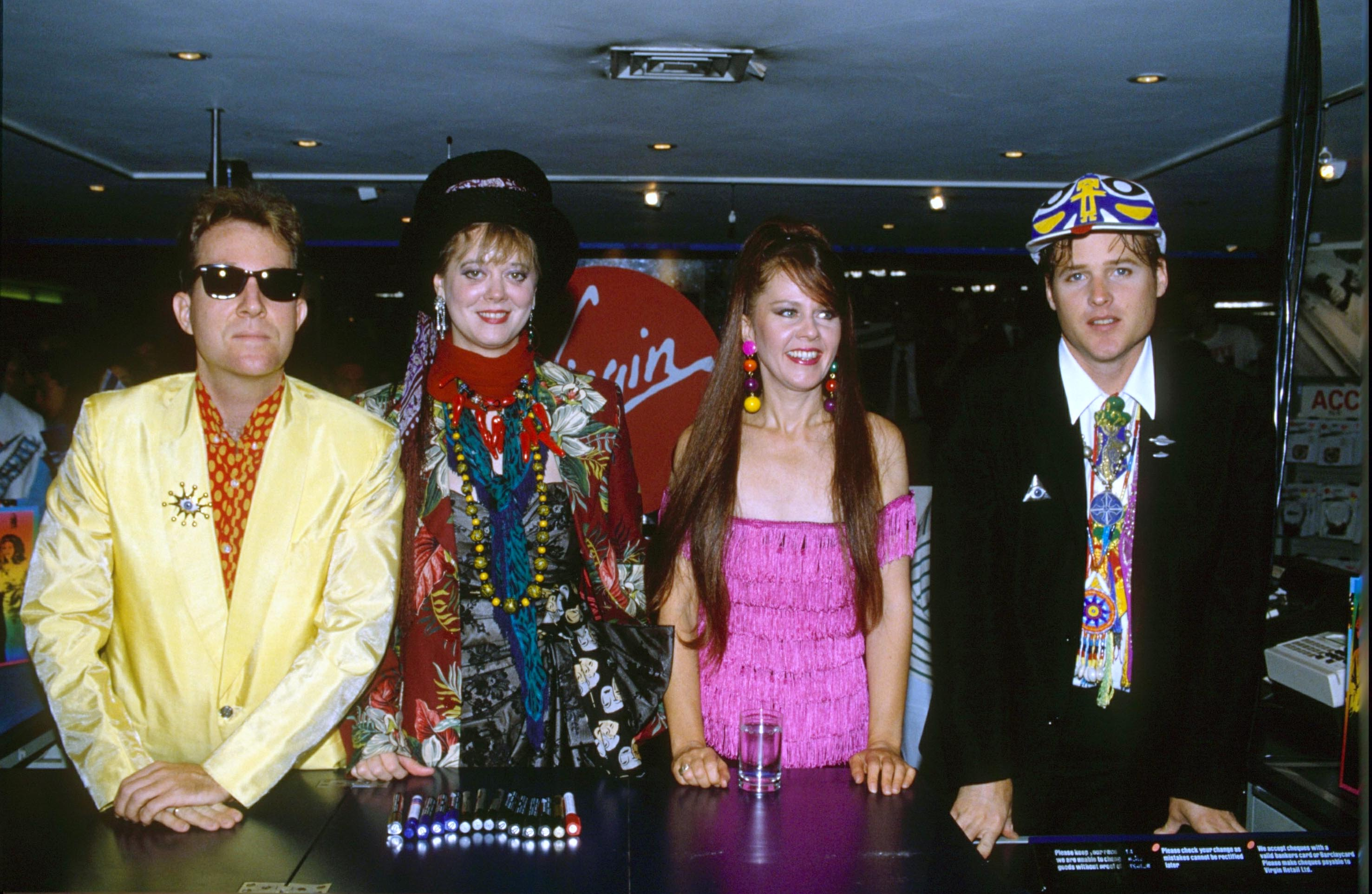 The B-52s Prep 'Cosmic Thing' 30th Anniversary Reissue