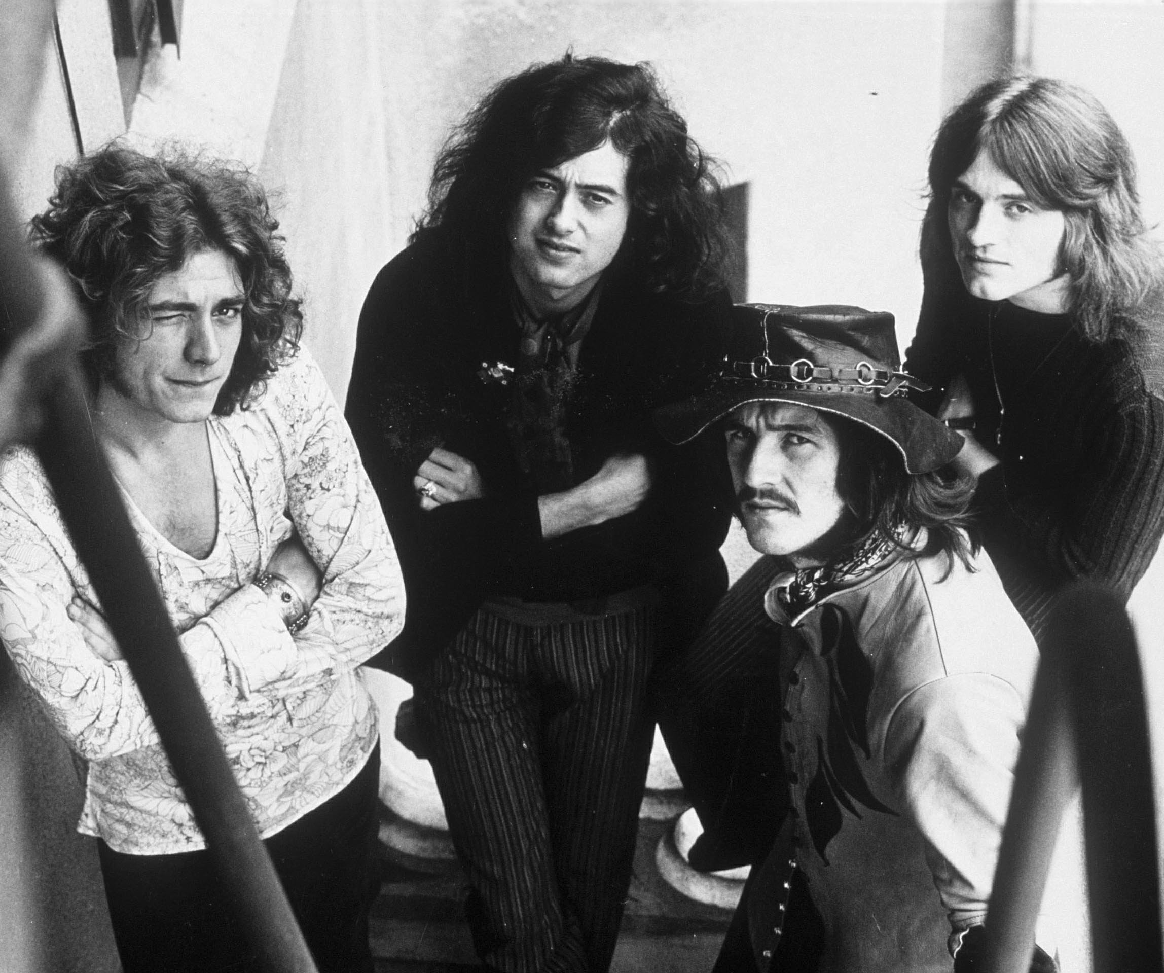 led zeppelin documentary to feature surviving band members rolling stone. Black Bedroom Furniture Sets. Home Design Ideas