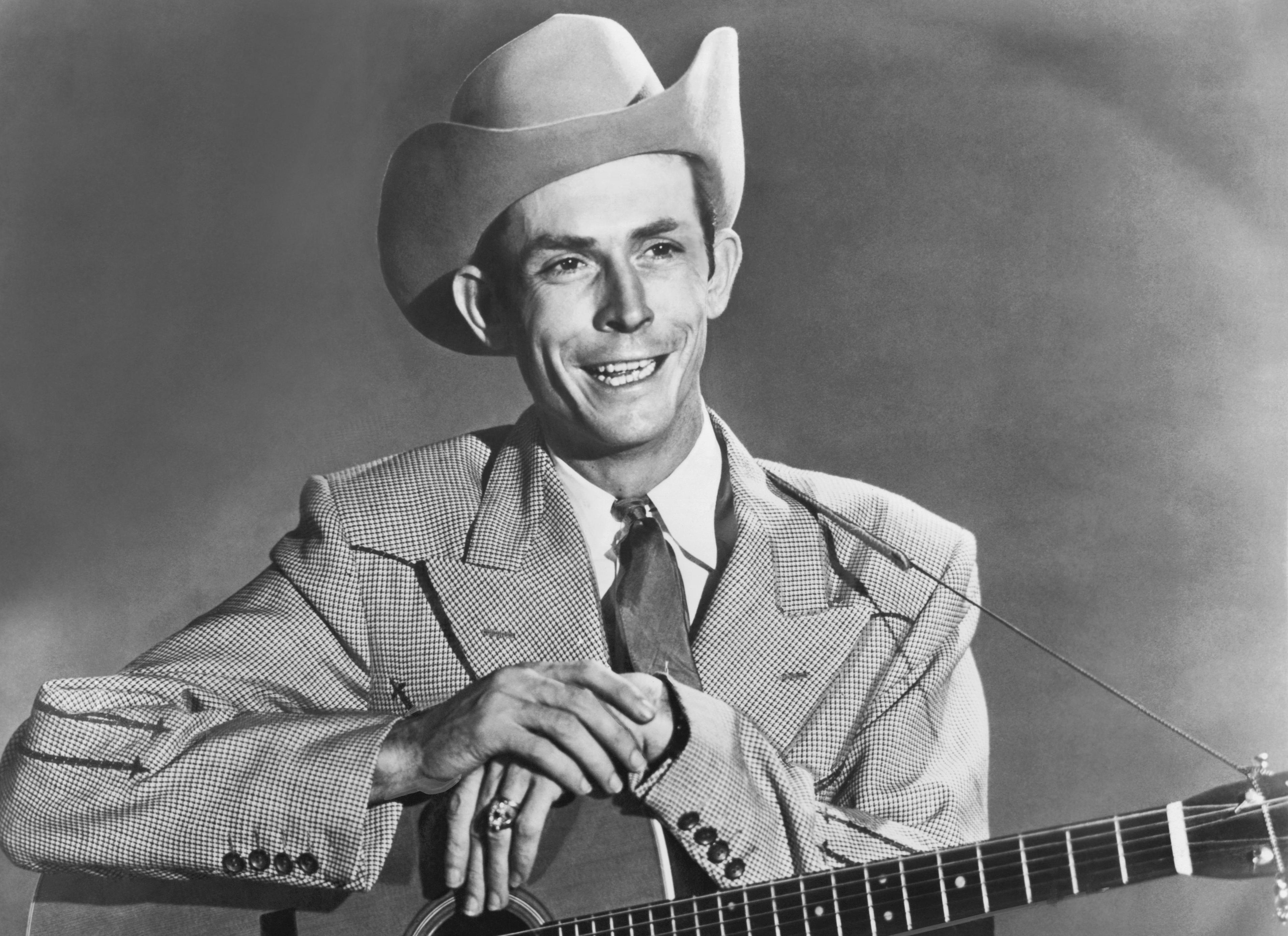 Hear Hank Williams' Rare Performance of 'Lost Highway' Off New Box Set