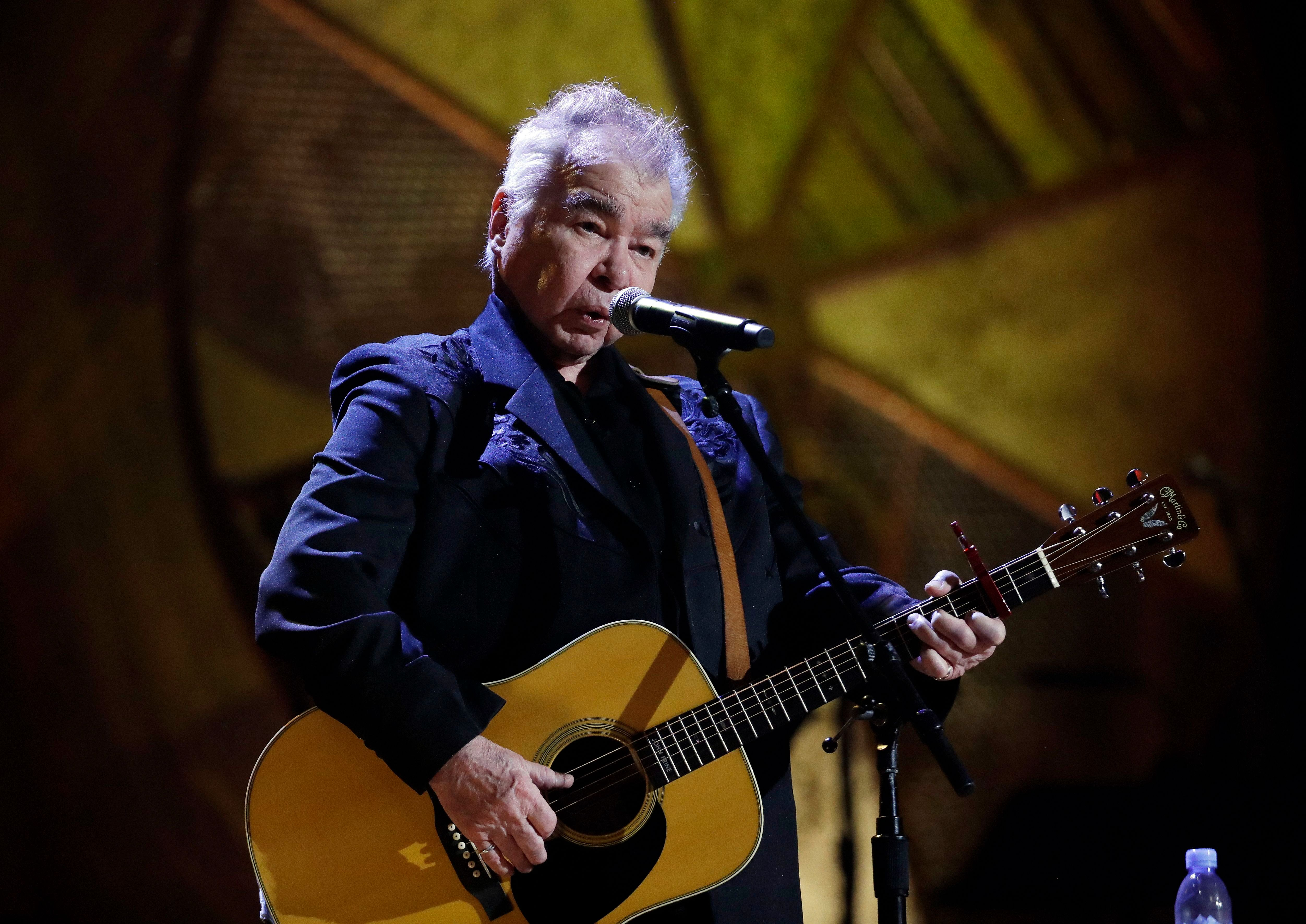 Hear John Prine's Version of 'My Old Kentucky Home, Goodnight'