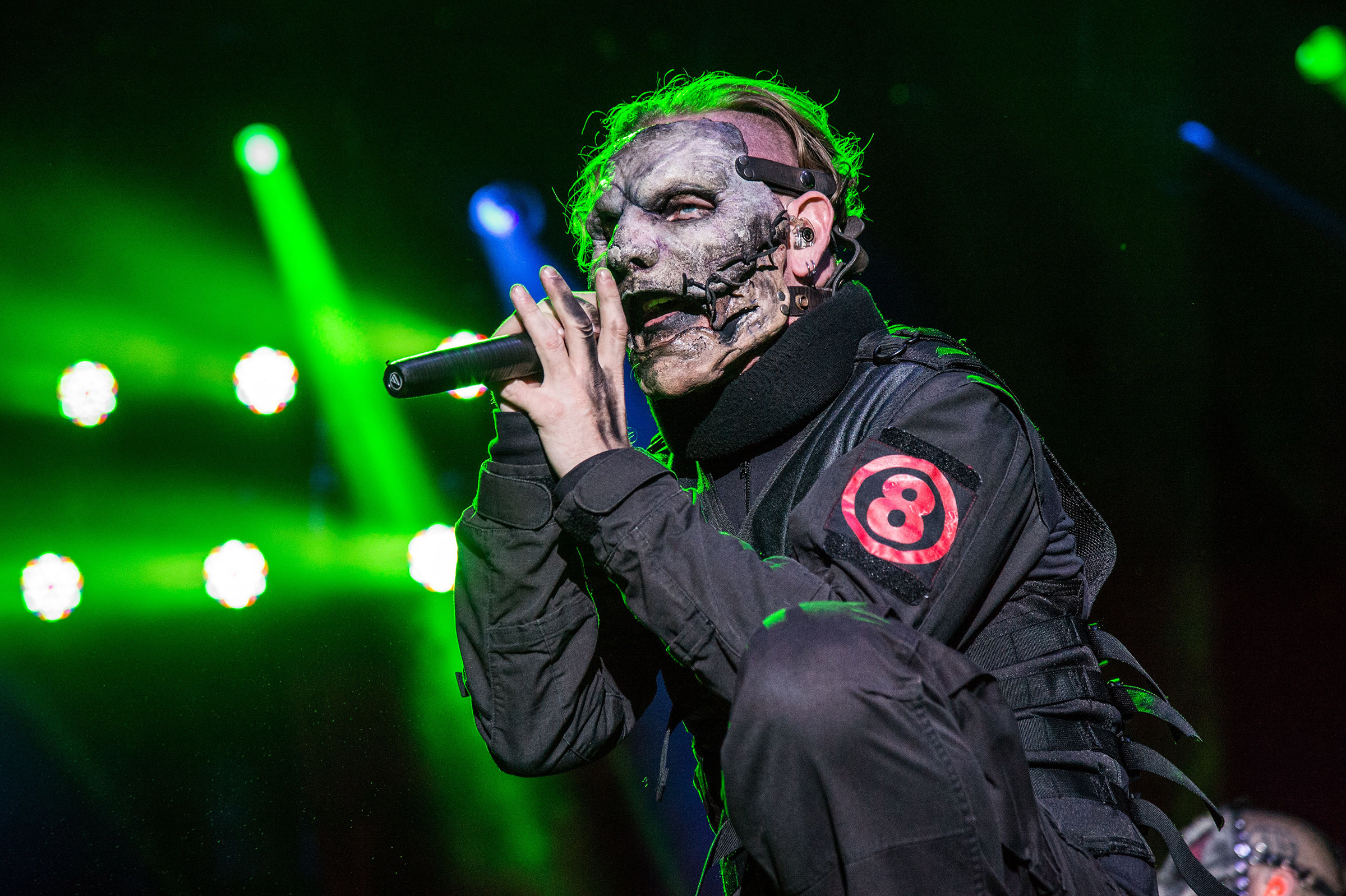 Slipknot Preview New Album With Unsparing Headbanger 'Unsainted