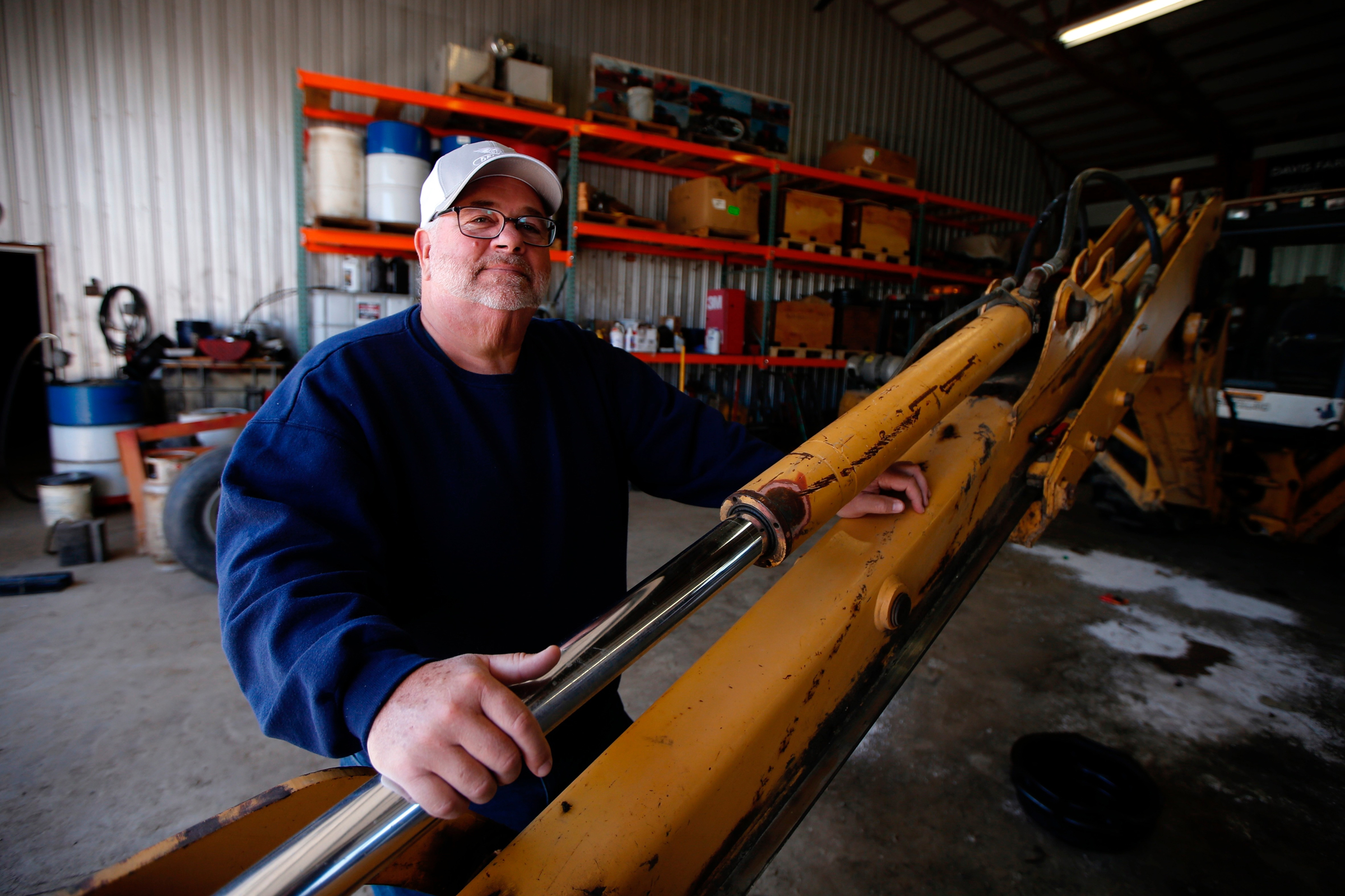 What Five Soybean Farmers Think of Trump's Trade War (Hint: They're Not Impressed)