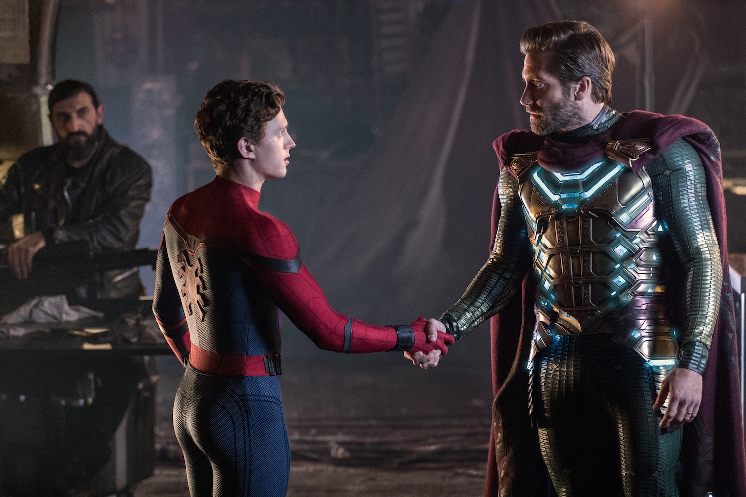 'Spider-Man' Cast Reveal Their Scripts Are as Redacted as the Mueller Report