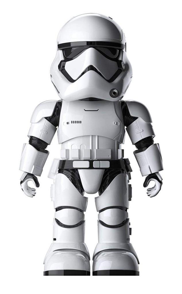 star wars robot AR interactive