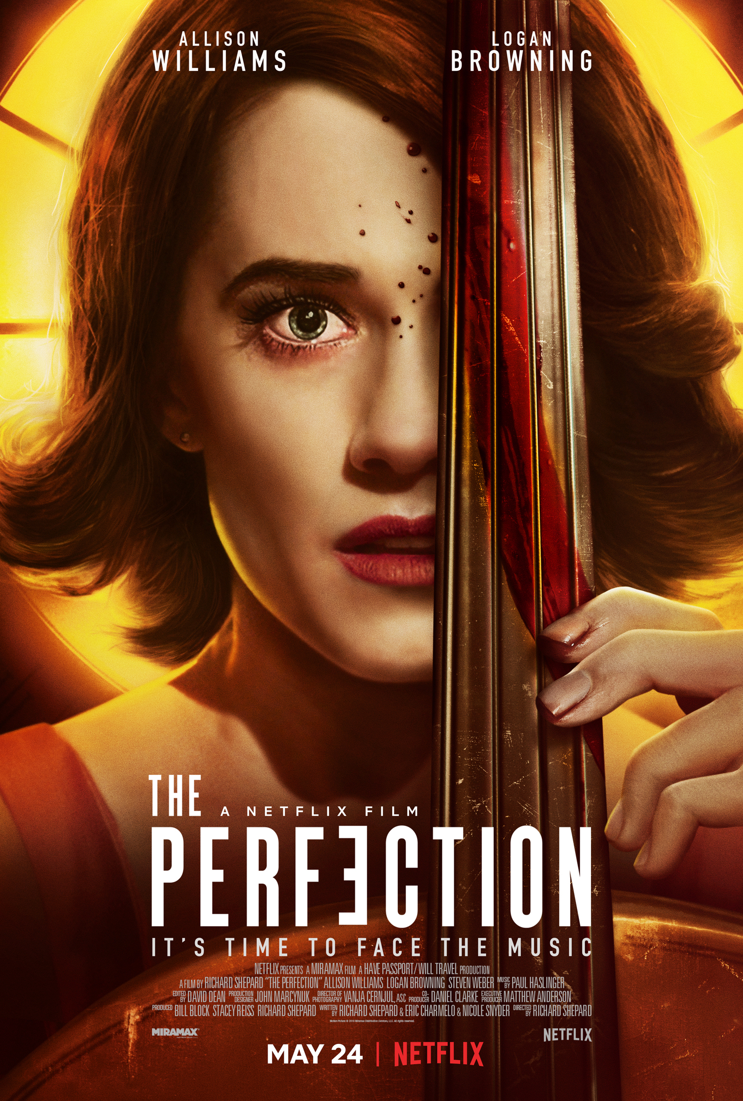 The Perfection' Movie Review: A Duet of Revenge in the Key