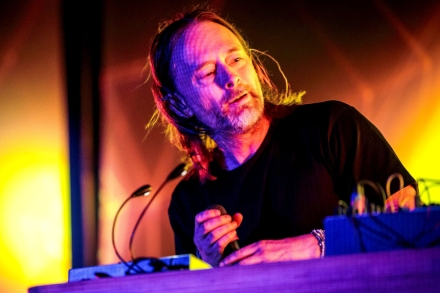 Thom Yorke Discusses Dystopian New Solo LP, 'Kid A