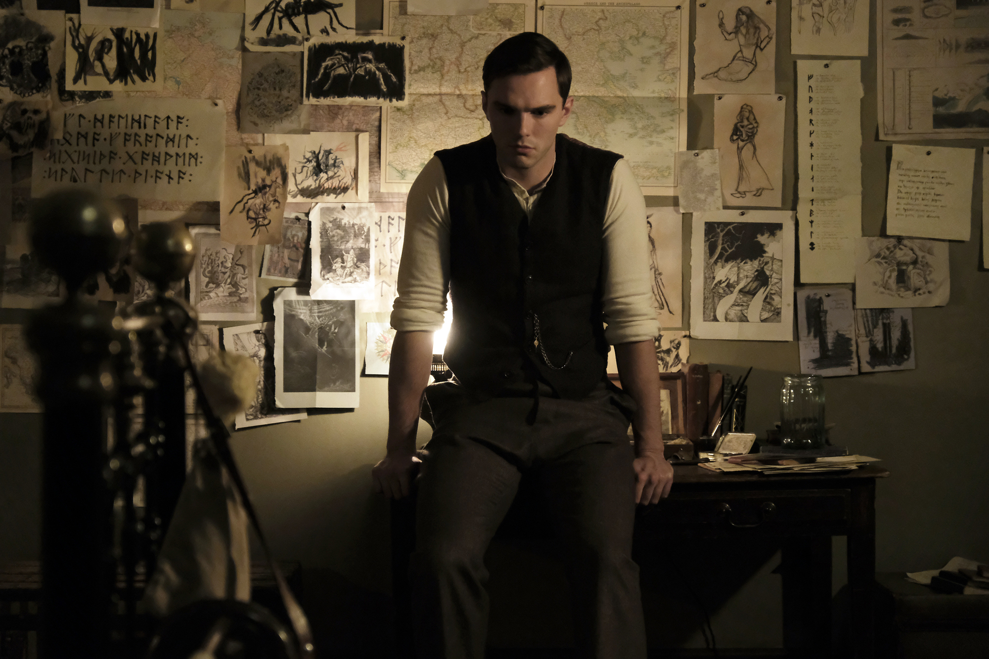 'Tolkien' Review: …And One Biopic to Bore Them All