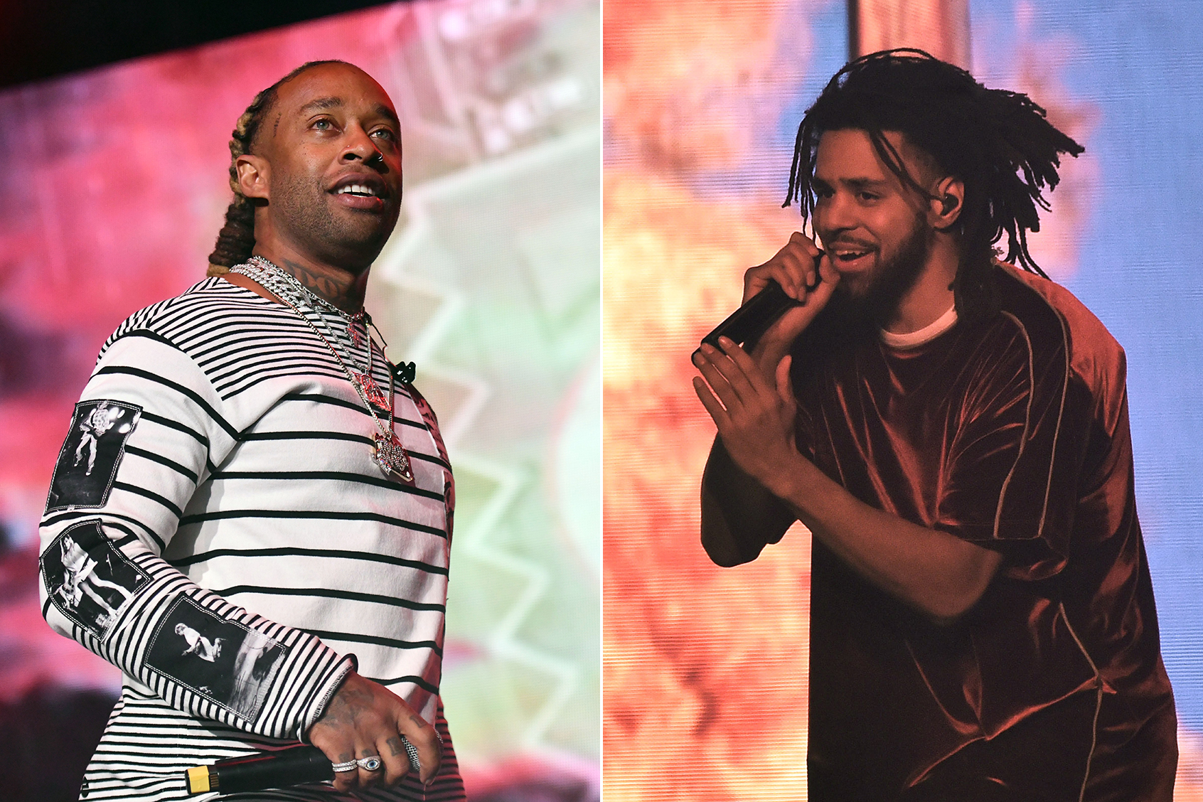 J. Cole (Finally) Turns in a Great R&B Guest Verse on Ty Dolla $ign's 'Purple Emoji'