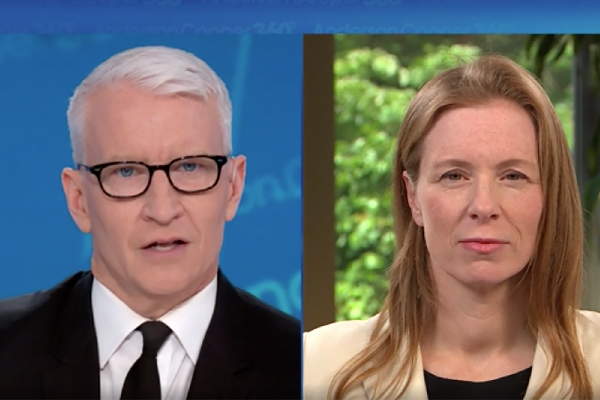 Anderson Cooper Dismantles Facebook Exec's Defense of Not Removing Fake Pelosi Video