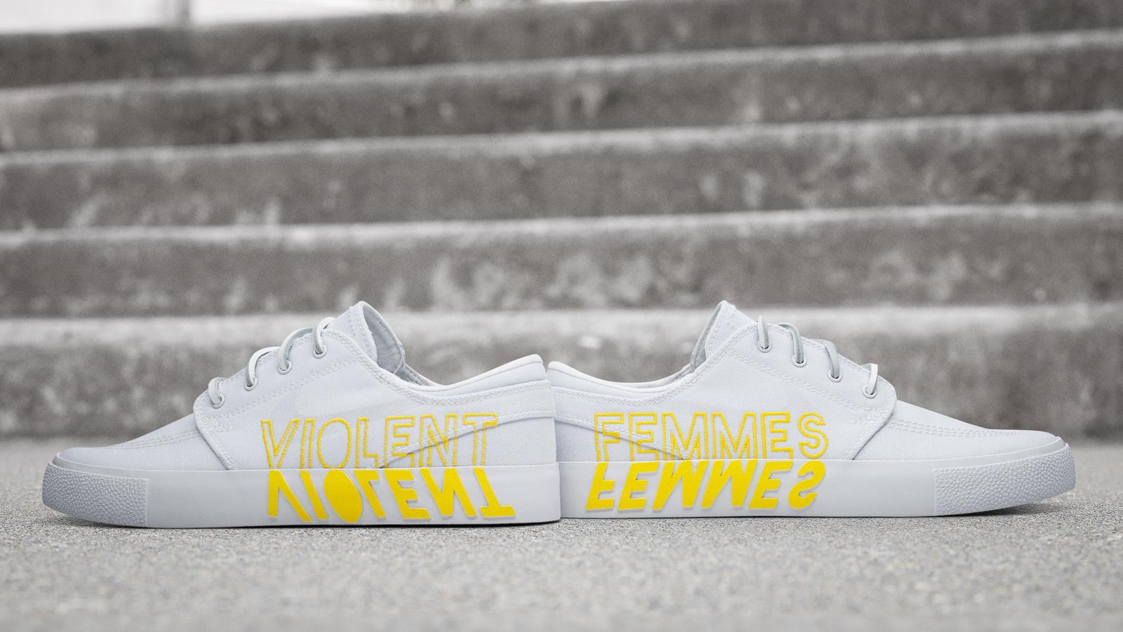 detailing 835f0 9f1fc violent femmes nike sneaker