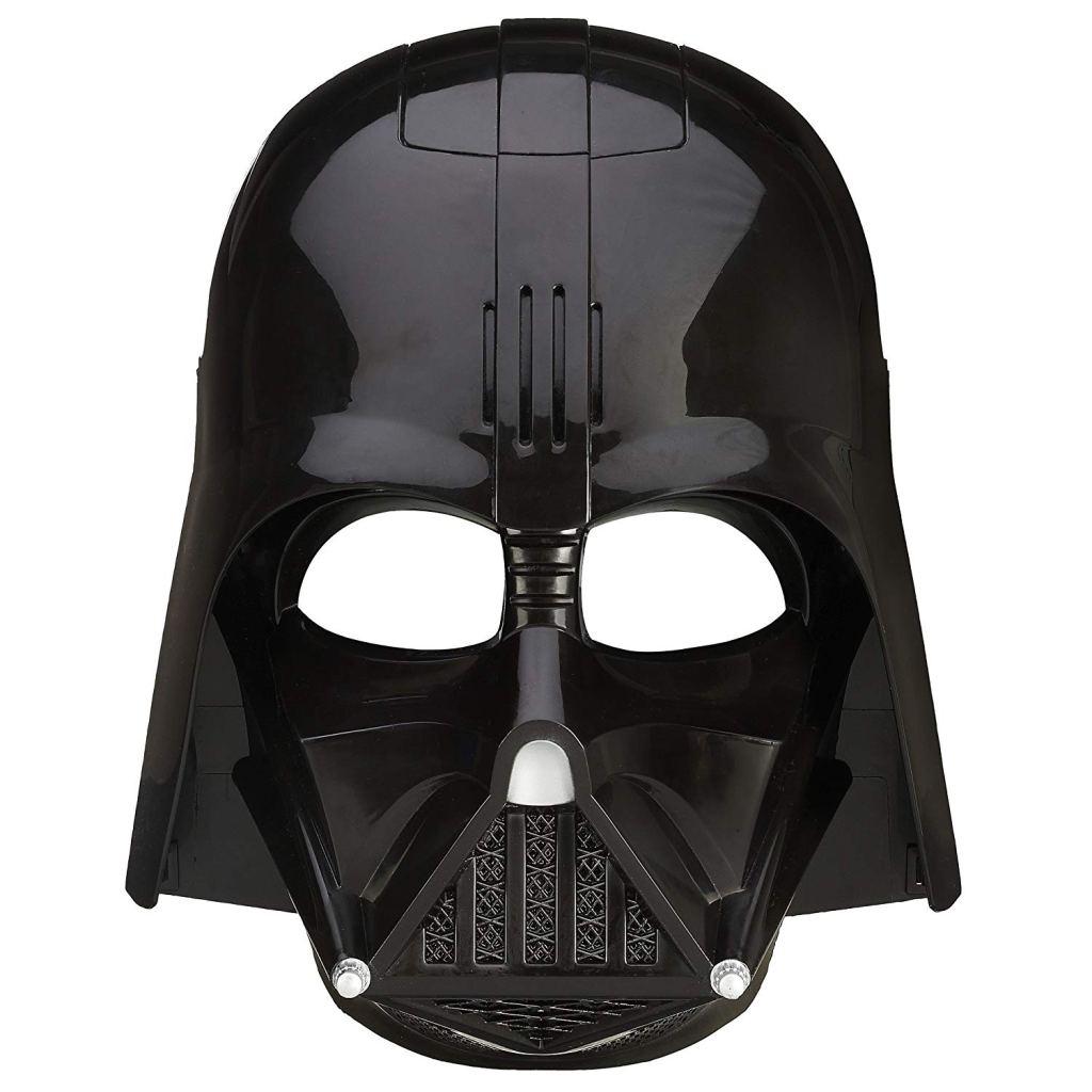 hasbro star wars darth vader voice changer helmet