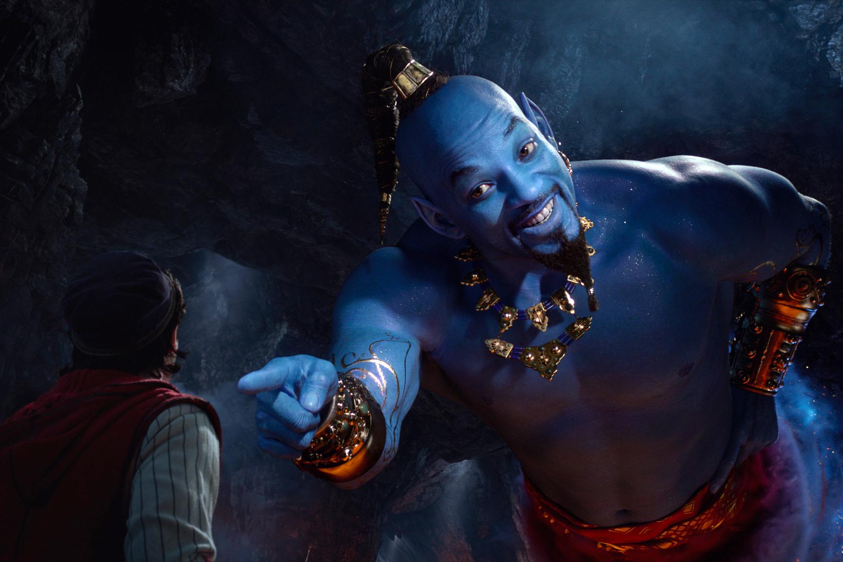 """Hear Will Smith, DJ Khaled's New Take on 'Aladdin""""s 'Friend"""
