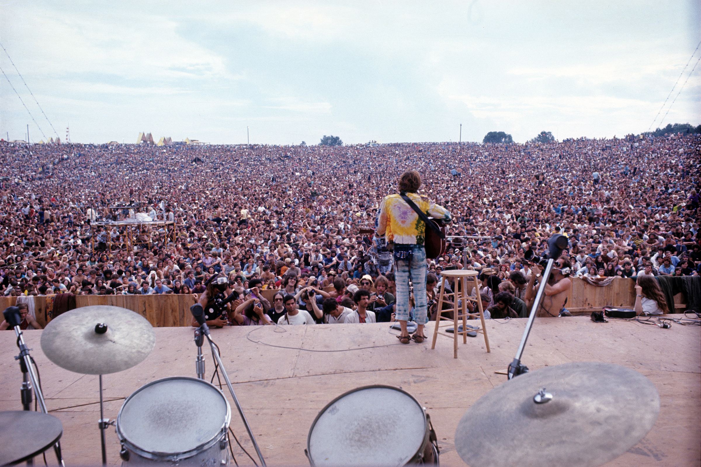 Massive Woodstock Box Set To Arrive In August Rolling Stone