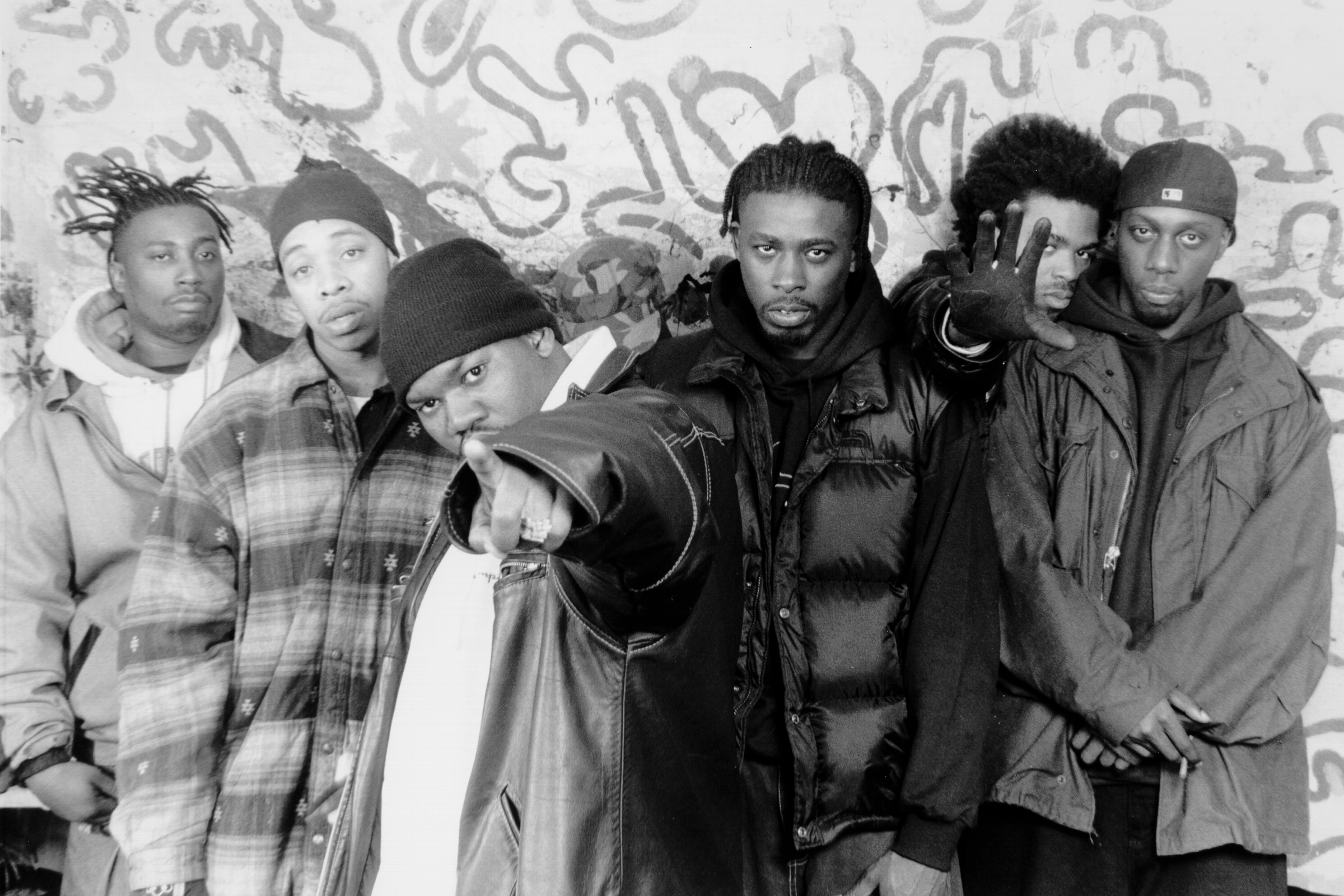 UNSPECIFIED - CIRCA 2000:  Photo of Wu-Tang Clan  Photo by Al Pereira/Michael Ochs Archives/Getty Images