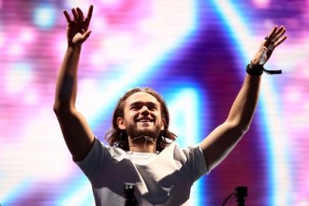 Zedd Announces 'Orbit' Tour in North America and Europe