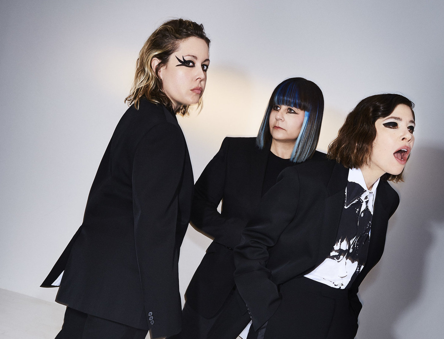 Sleater-Kinney Preview St. Vincent-Produced Album With 'The Future Is Here'