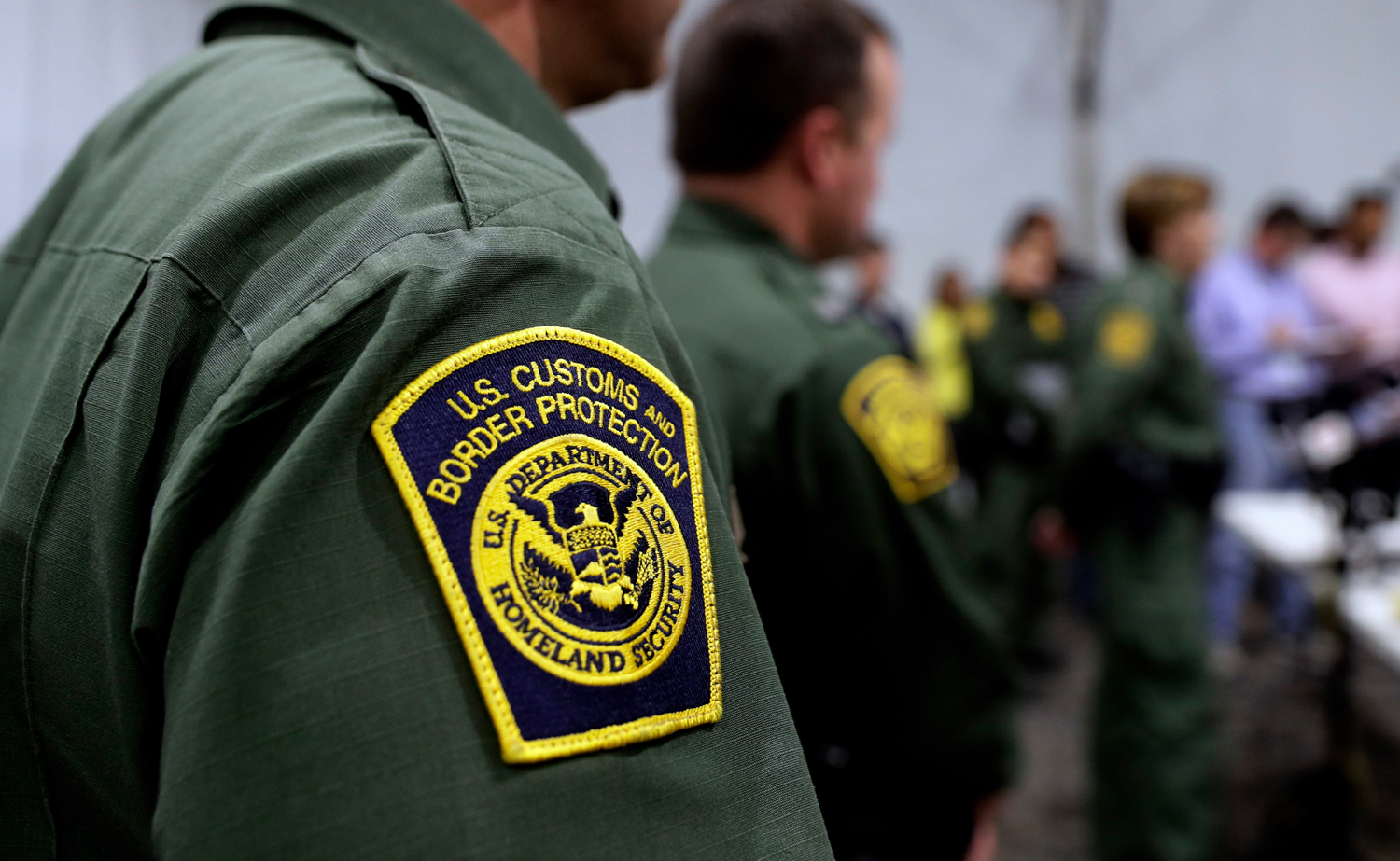'Guats,' 'Tonks' and 'Subhuman Shit': The Shocking Texts of a Border Patrol Agent