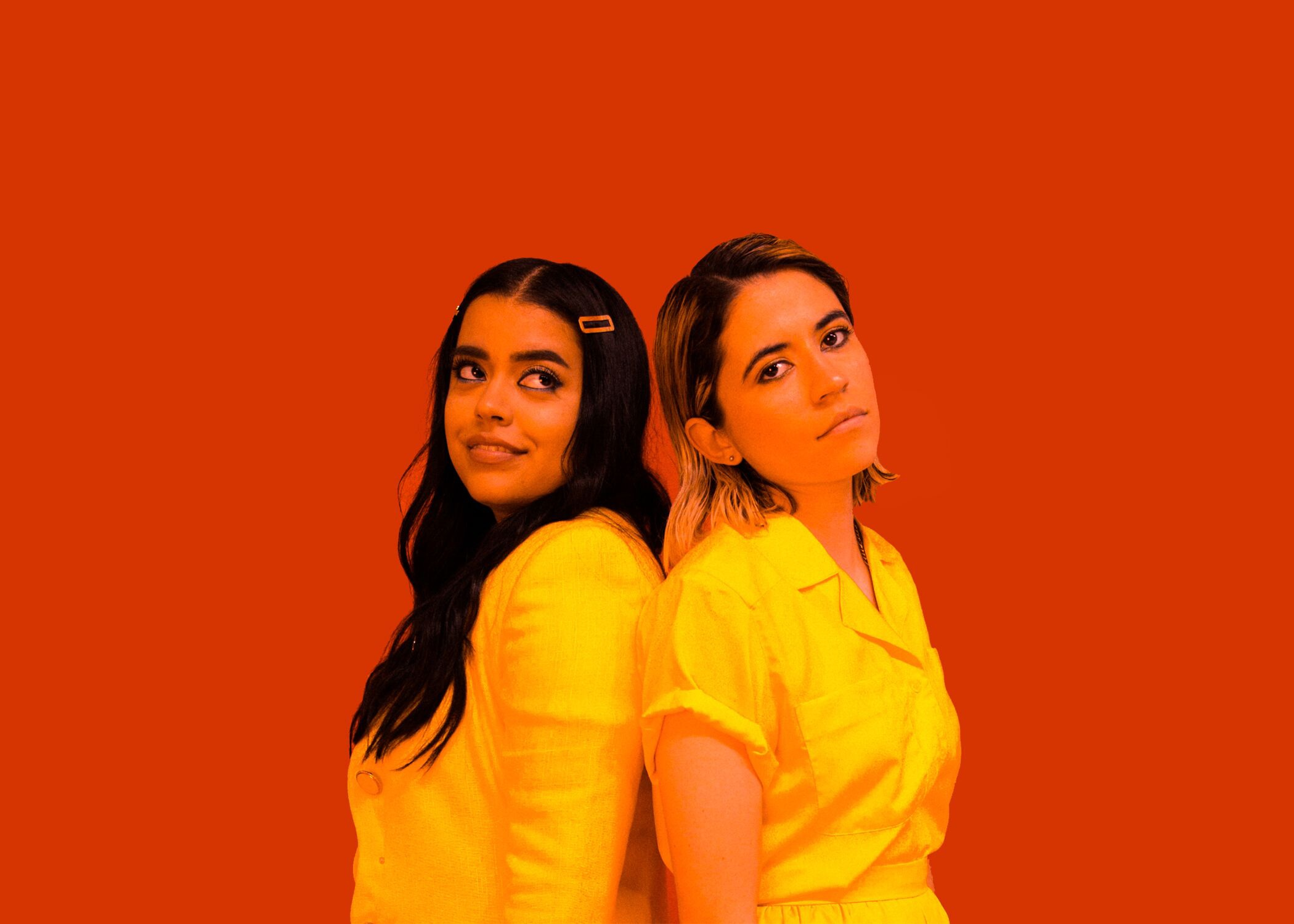 Chicana Sister Act Reyna Drop New Song, 'The Way I Loved You'