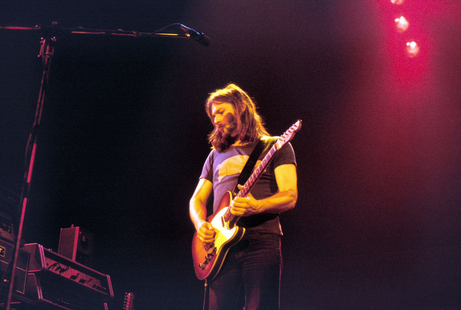 David Gilmour's Guitars Sell for Millions at Charity Auction