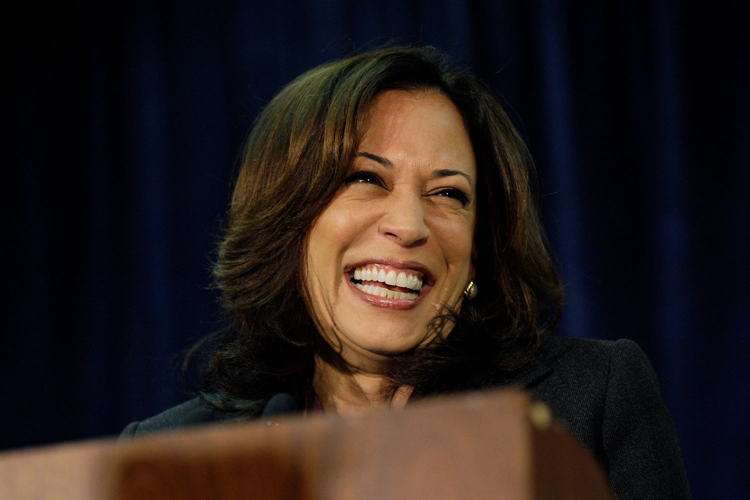 If Playlists Won Elections, Kamala Harris Would Be an Easy Frontrunner