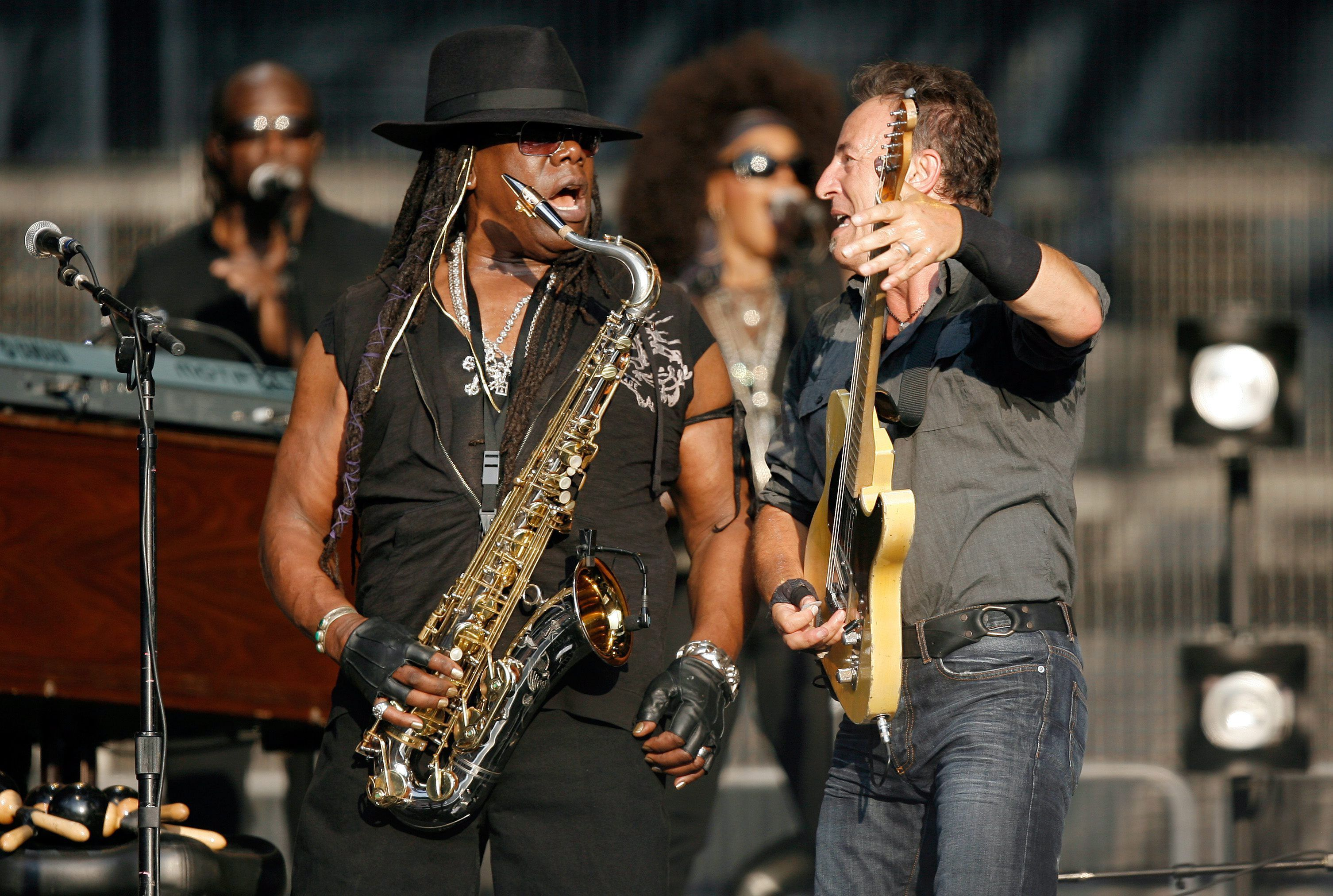 Springsteen Saxophonist Clarence Clemons Documentary Out This Summer