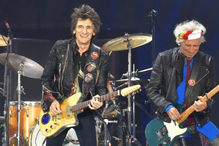 Rolling Stones Set List Interview: Keith Richards, Ronnie