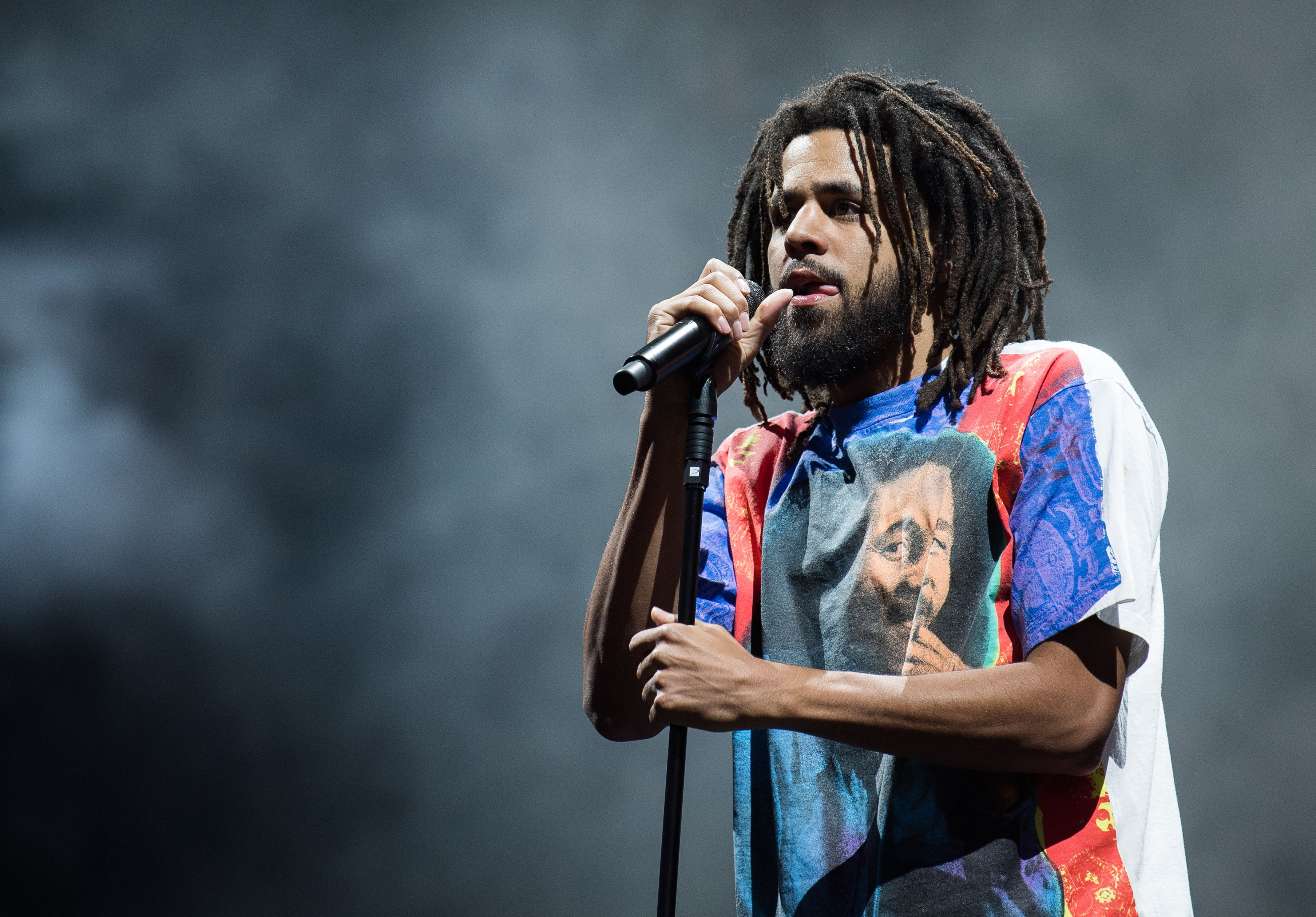 J Cole Unveils New Dreamville Tracks Featuring J I D Ty