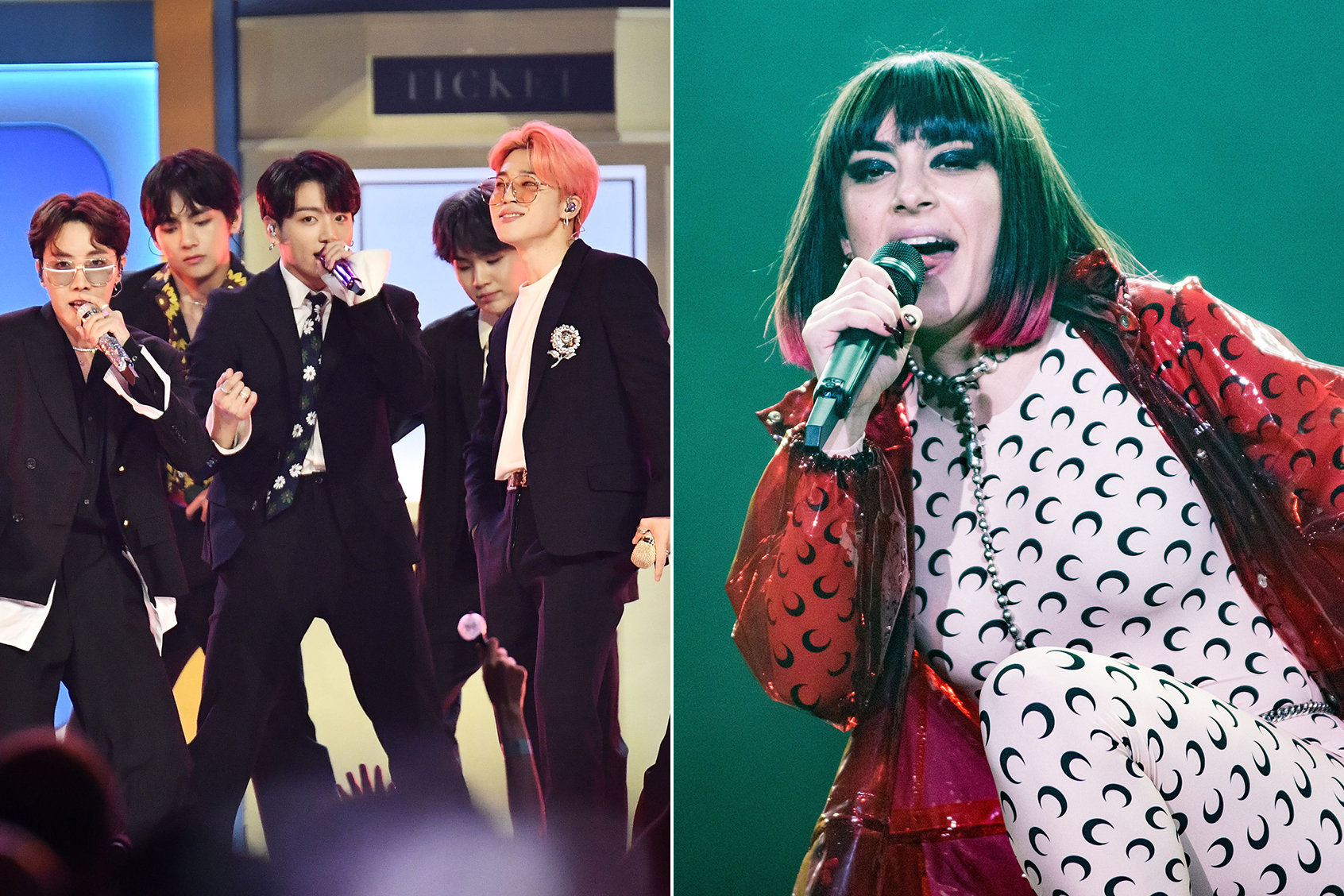 Dream Glow' Is New Song From BTS, Charli XCX: Listen – Rolling Stone