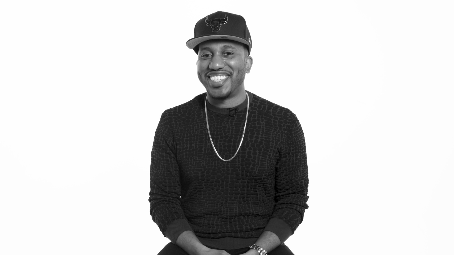 The First Time: Chris Redd