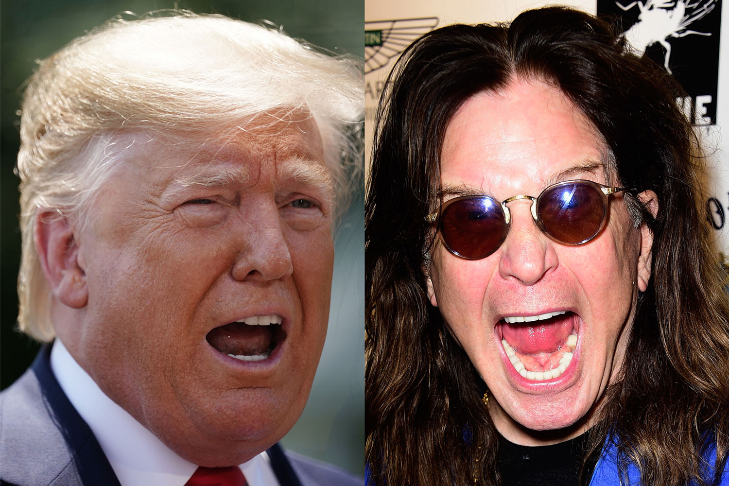 "Ozzy and Sharon Osbourne Slam Trump Over Unauthorized Use of 'Crazy Train': ""We are sending notice to the Trump campaign (or anyone else) that they are forbidden from using any of Ozzy Osbourne's music in political ads or in any political campaigns,"" couple write"