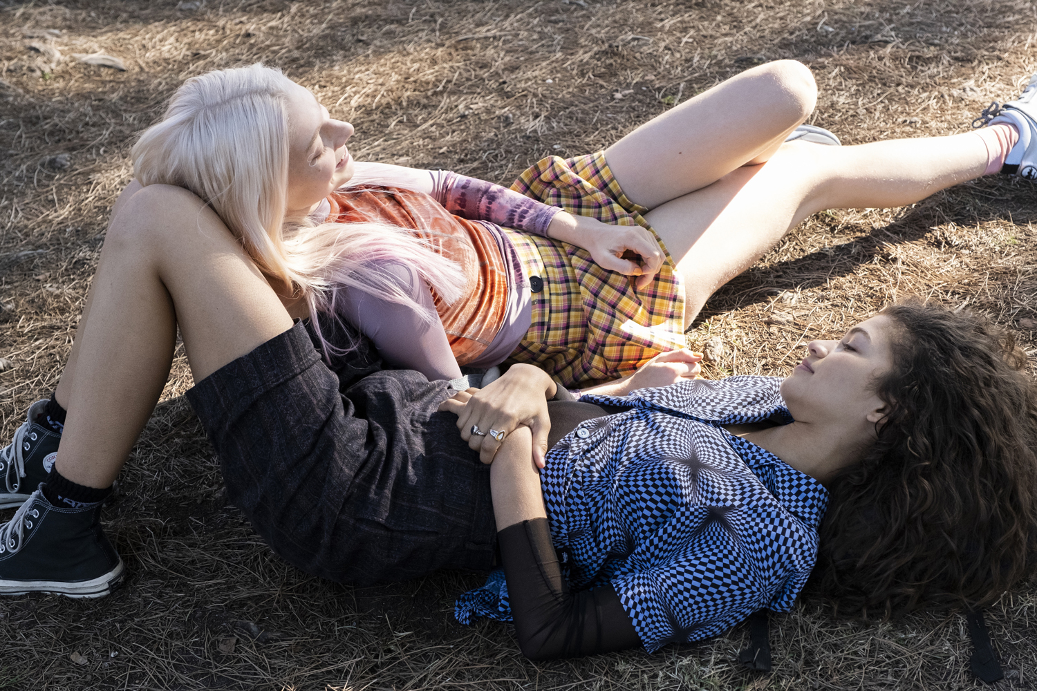 'Euphoria' Review: Fast Times at Warp Speed