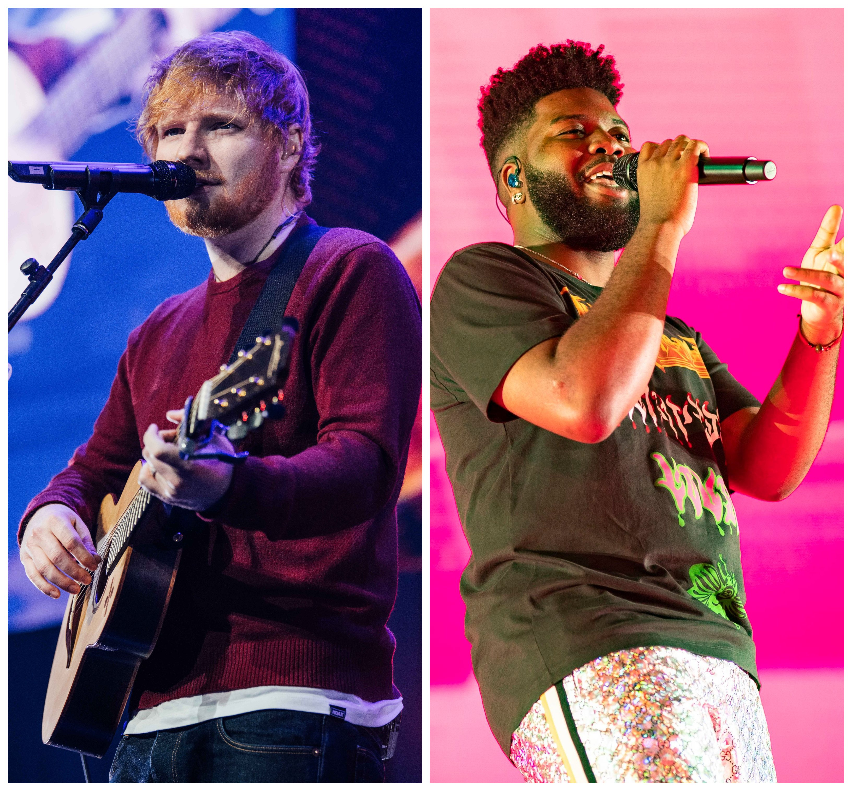 Hear Ed Sheeran, Khalid's New Song 'Beautiful People