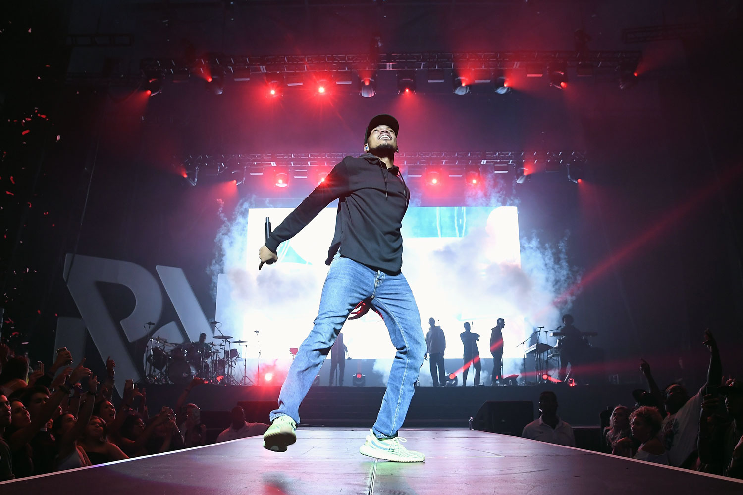 Chance The Rappers Bet On Nostalgia Old Mixtapes For